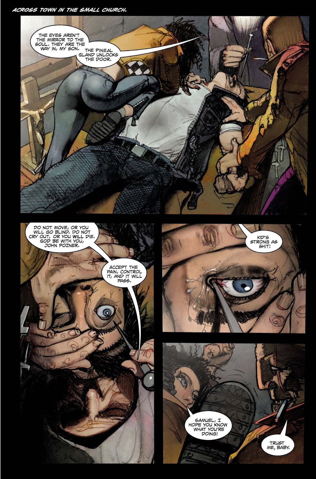 13 Coins issue TPB - Page 102