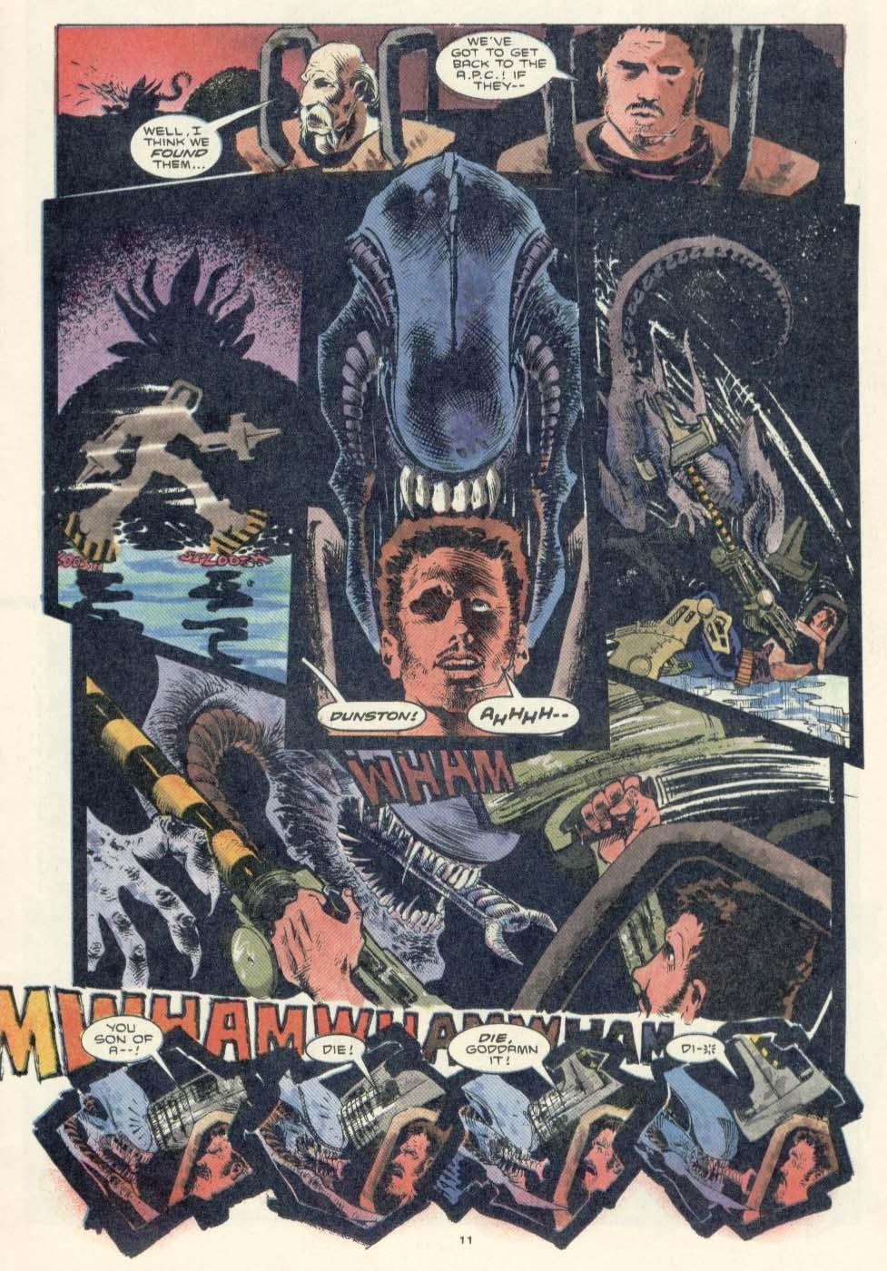 Read online Aliens: Earth War comic -  Issue #3 - 13