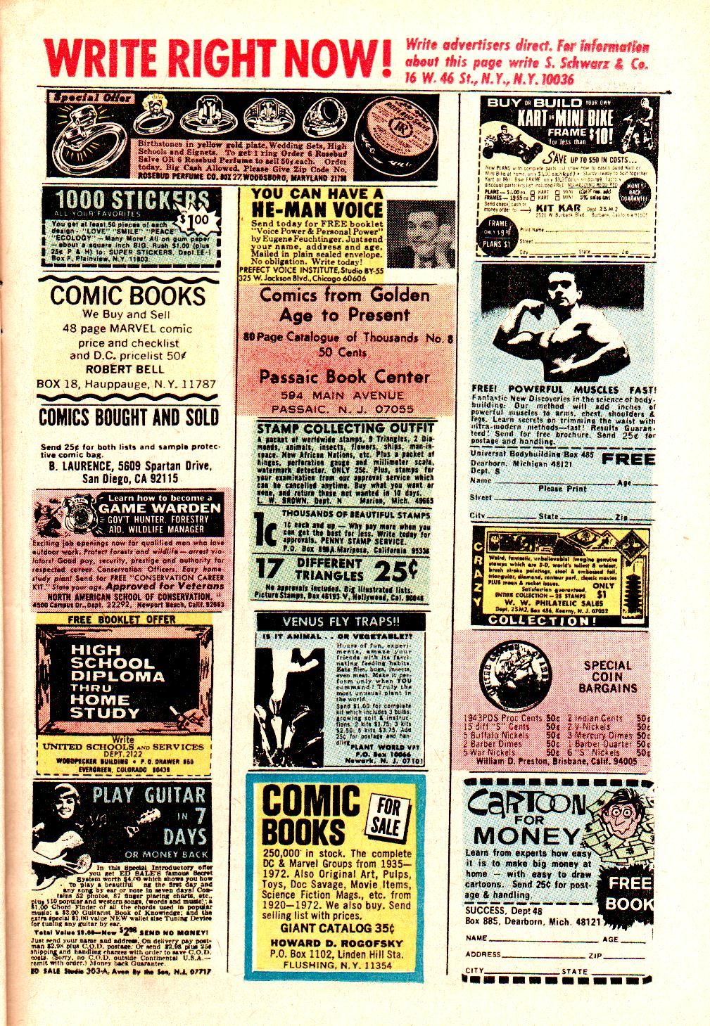 Read online All-Star Western (1970) comic -  Issue #10 - 33