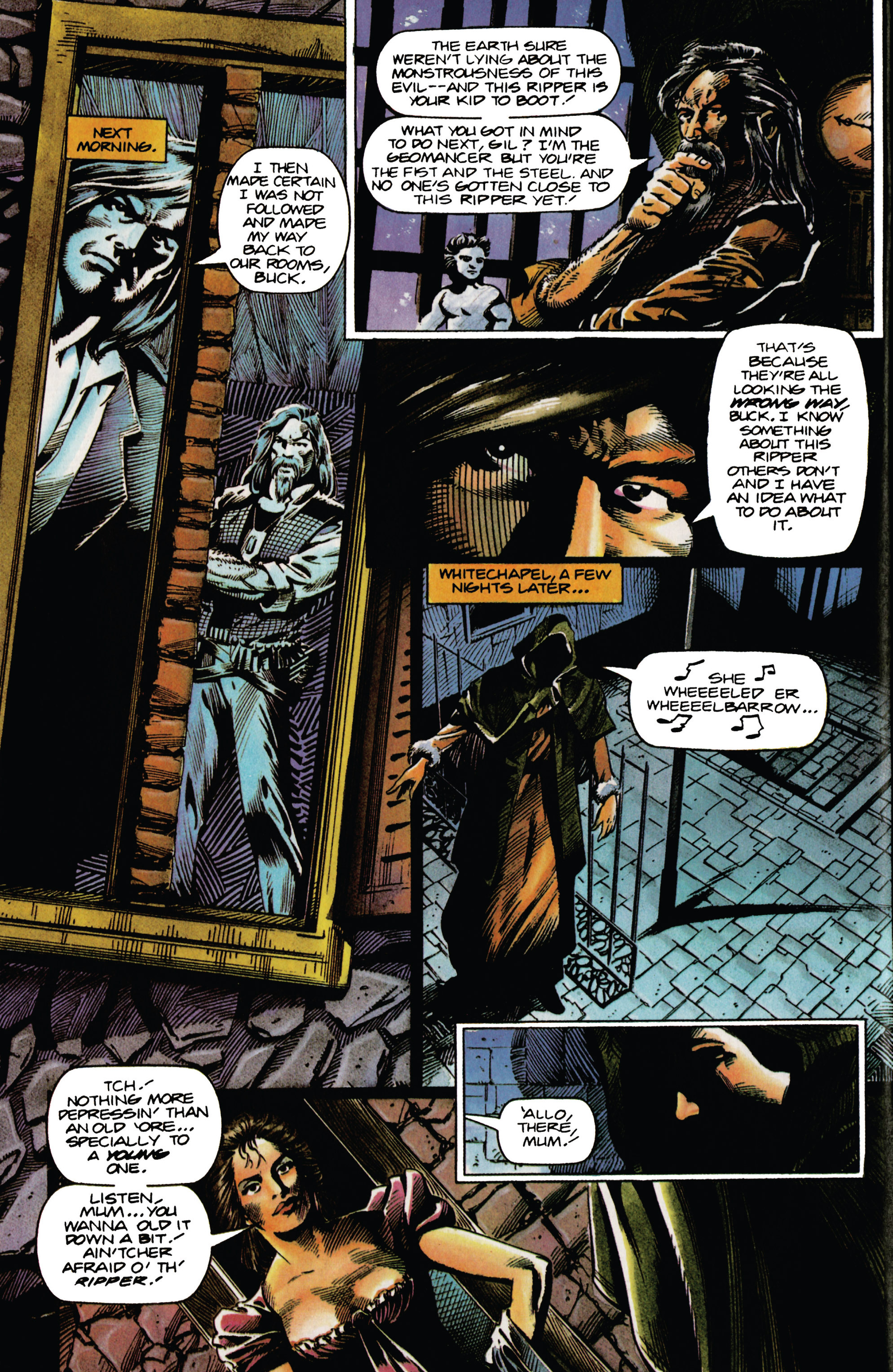 Read online Eternal Warrior (1992) comic -  Issue #34 - 5
