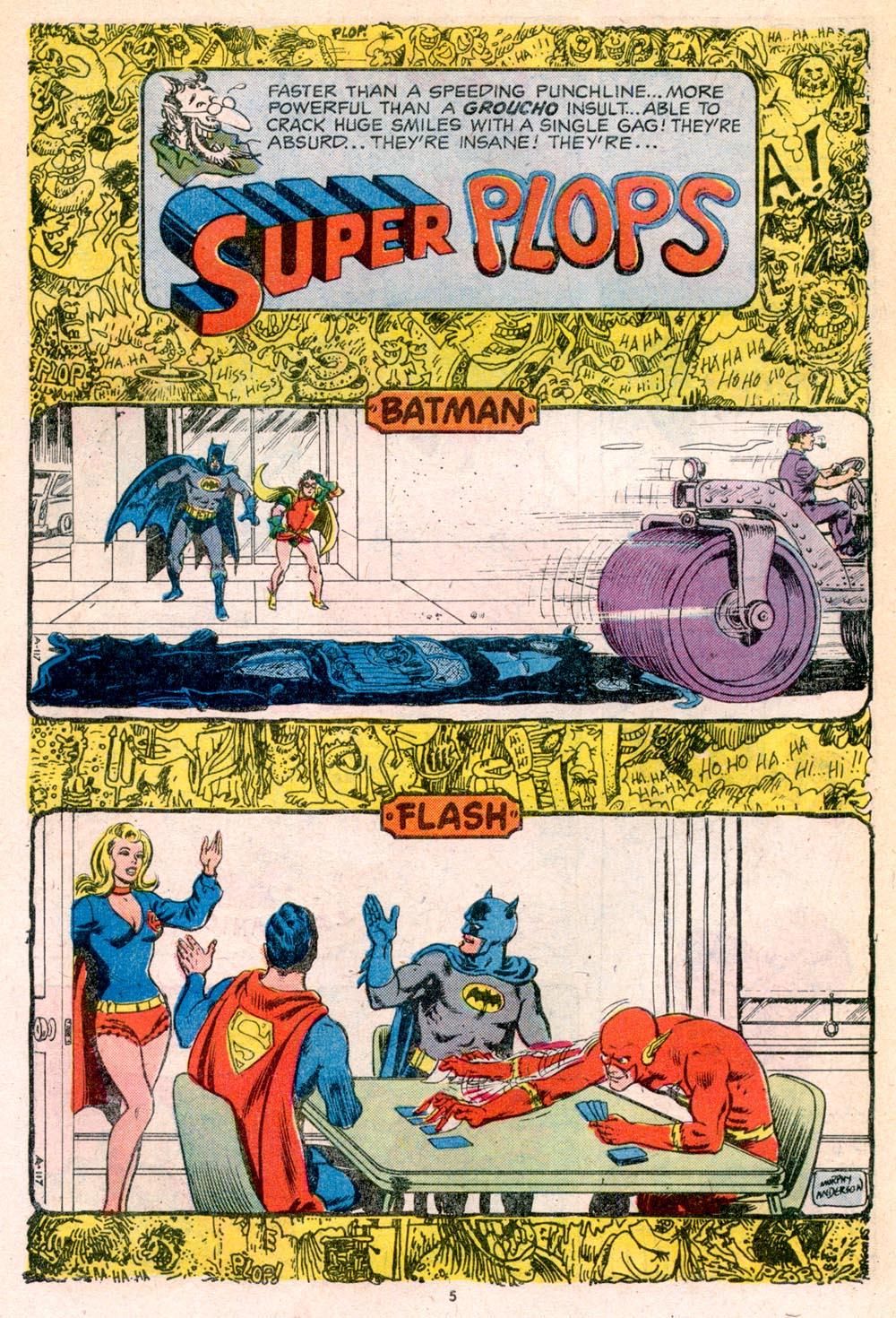 Read online Plop! comic -  Issue #5 - 6
