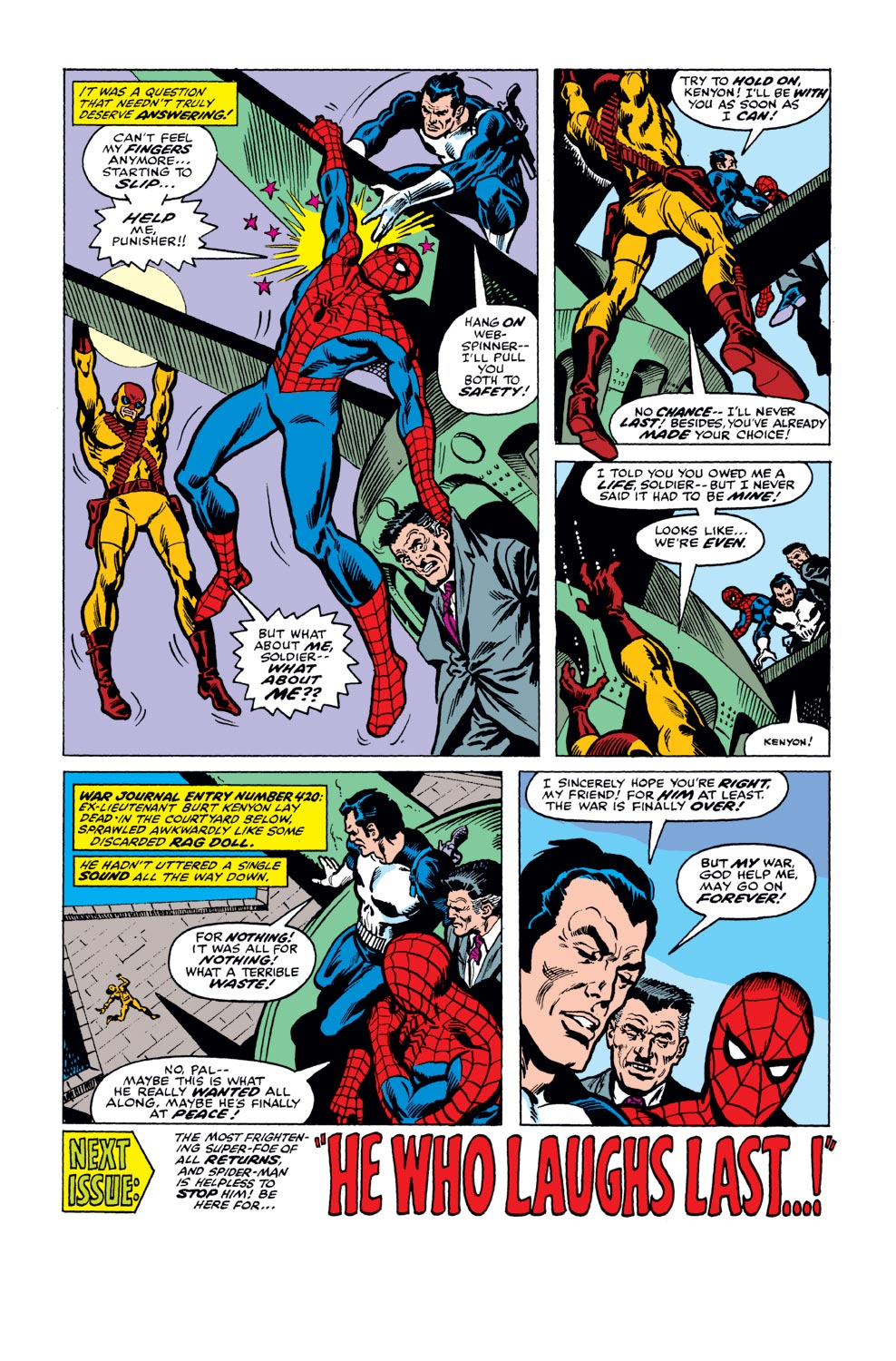The Amazing Spider-Man (1963) 175 Page 16