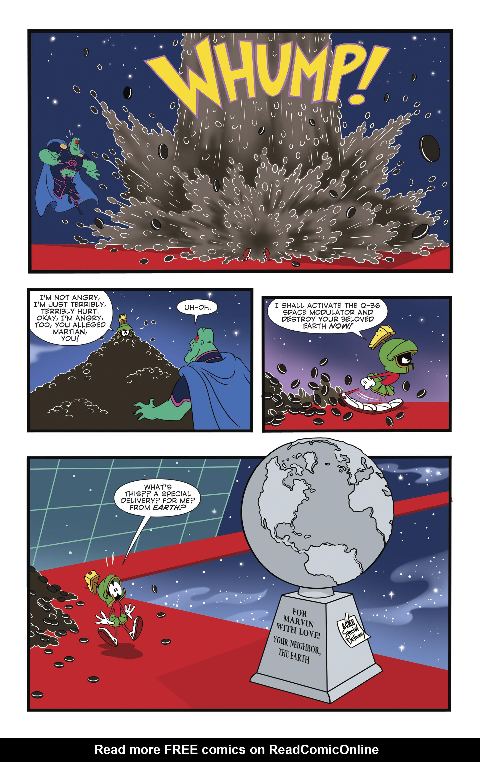 Read online Martian Manhunter/Marvin the Martian Special comic -  Issue # Full - 40