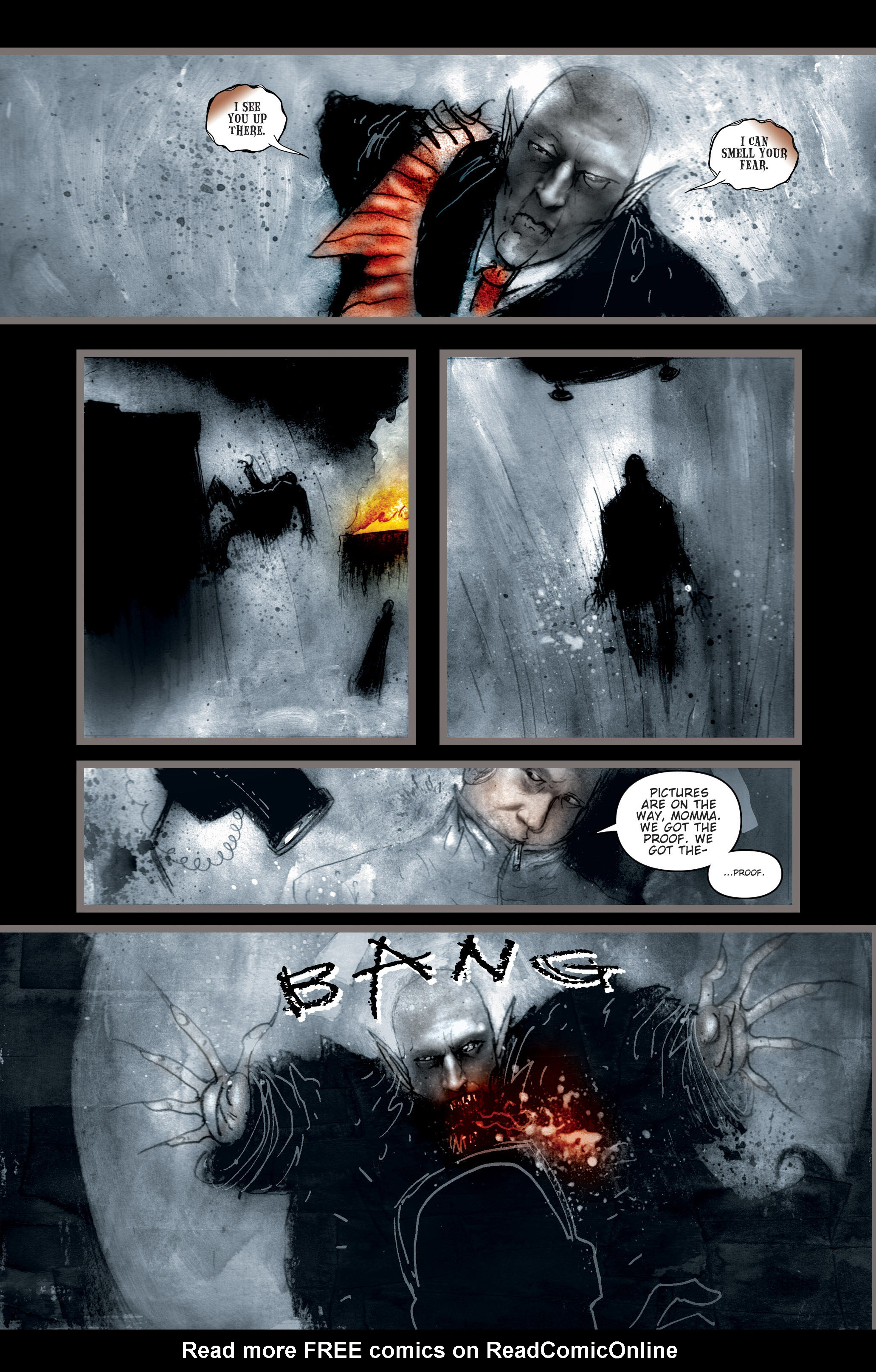 Read online 30 Days of Night (2002) comic -  Issue #3 - 10
