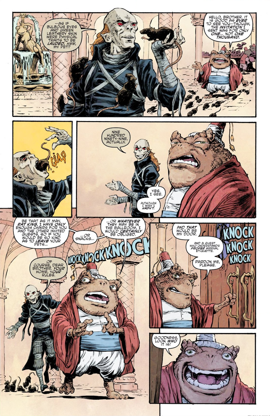 Read online Teenage Mutant Ninja Turtles: The IDW Collection comic -  Issue # TPB 9 (Part 2) - 42