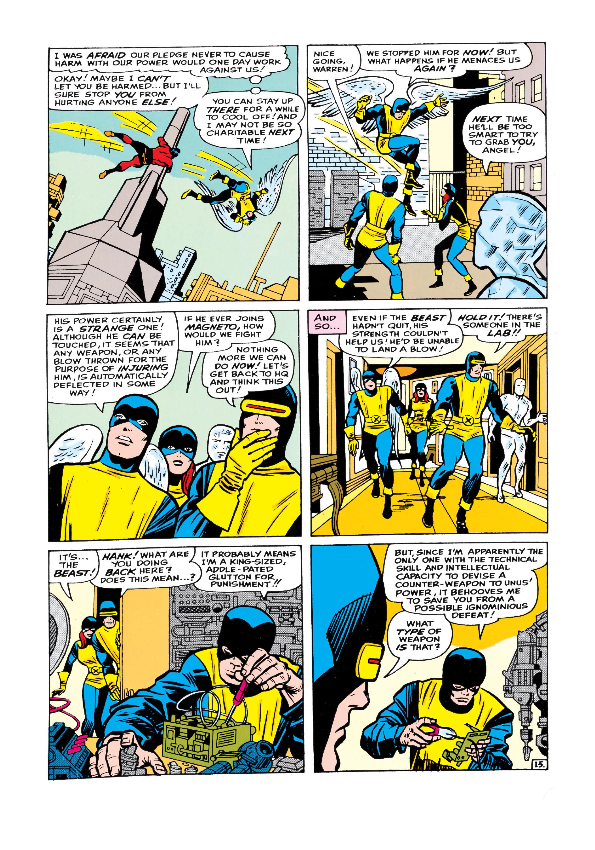 Uncanny X-Men (1963) 8 Page 15