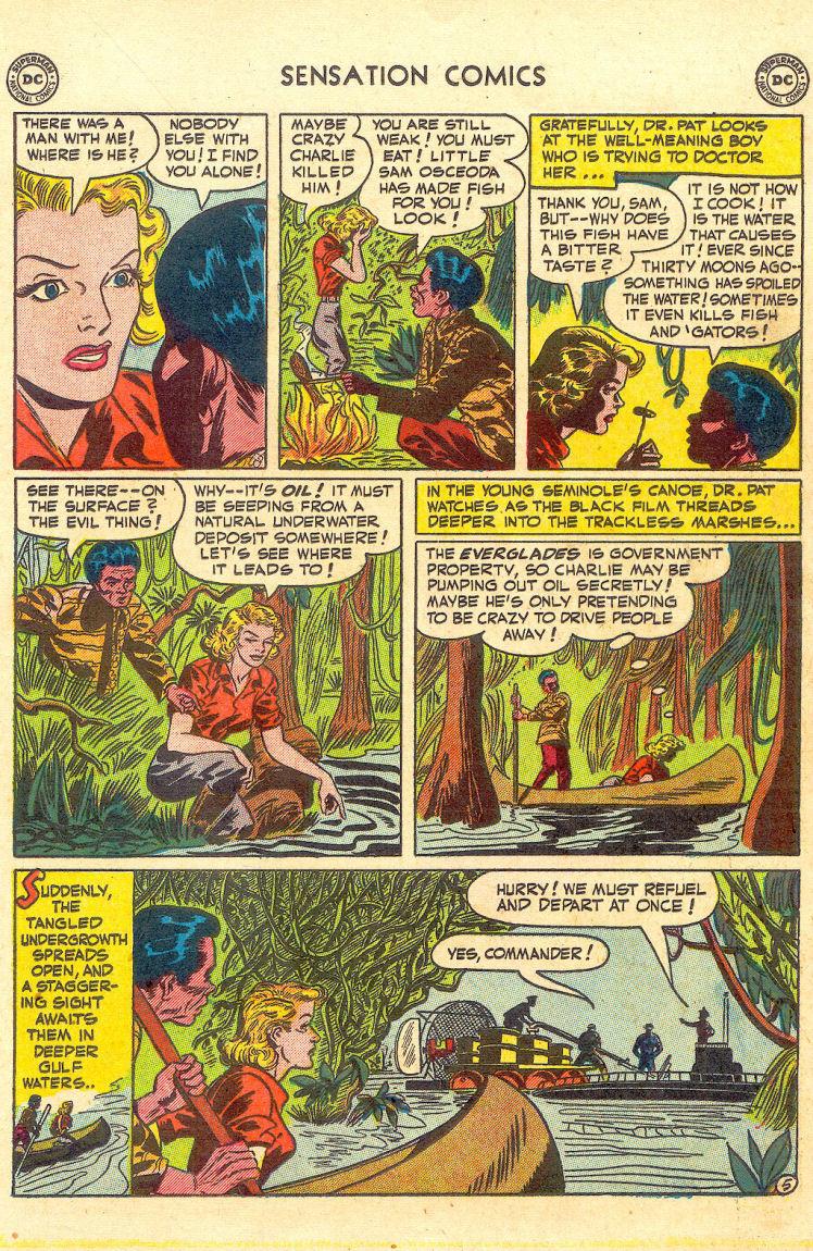 Read online Sensation (Mystery) Comics comic -  Issue #105 - 21