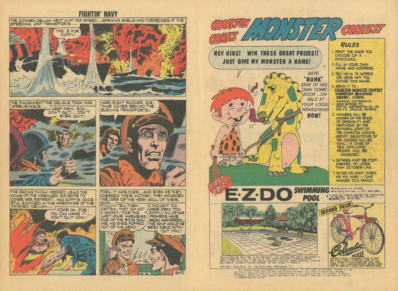 Read online Fightin' Navy comic -  Issue #100 - 18