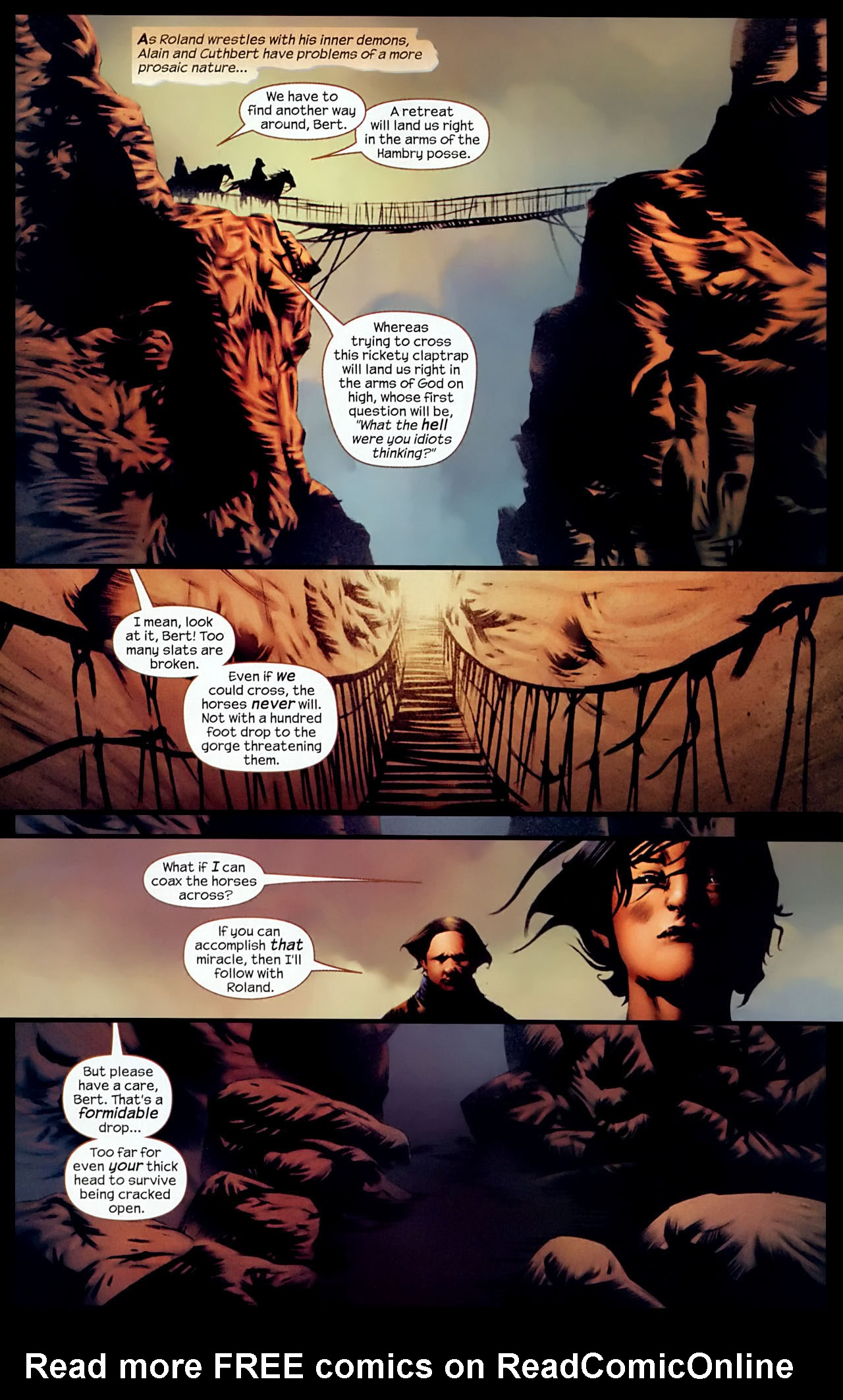 Dark Tower: The Long Road Home 2 Page 11