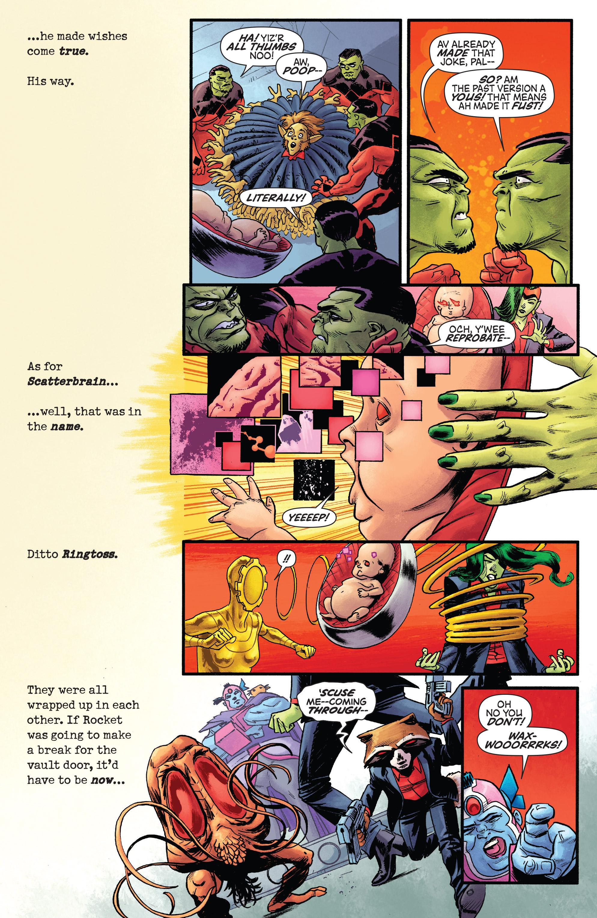 Read online Rocket comic -  Issue #2 - 7