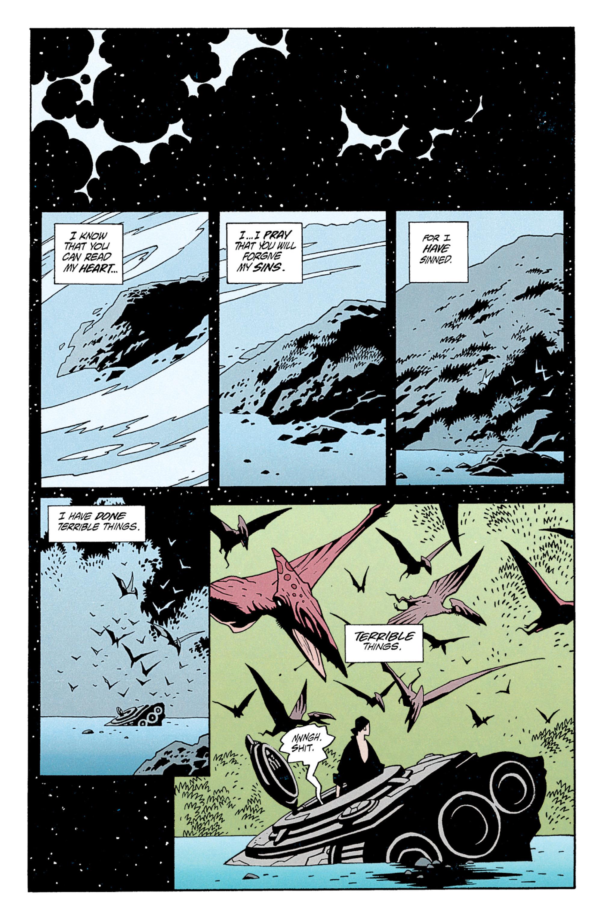 Read online Aliens: Salvation comic -  Issue # TPB - 9