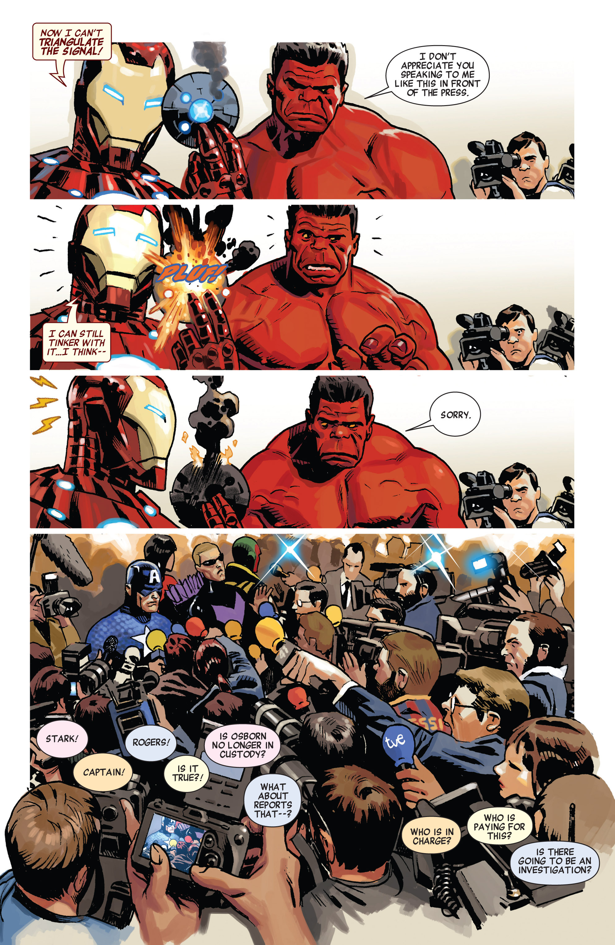 Read online Avengers (2010) comic -  Issue #20 - 7