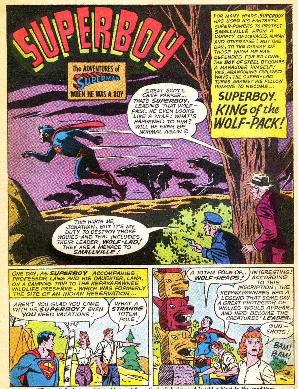 Superboy (1949) issue 116 - Page 2