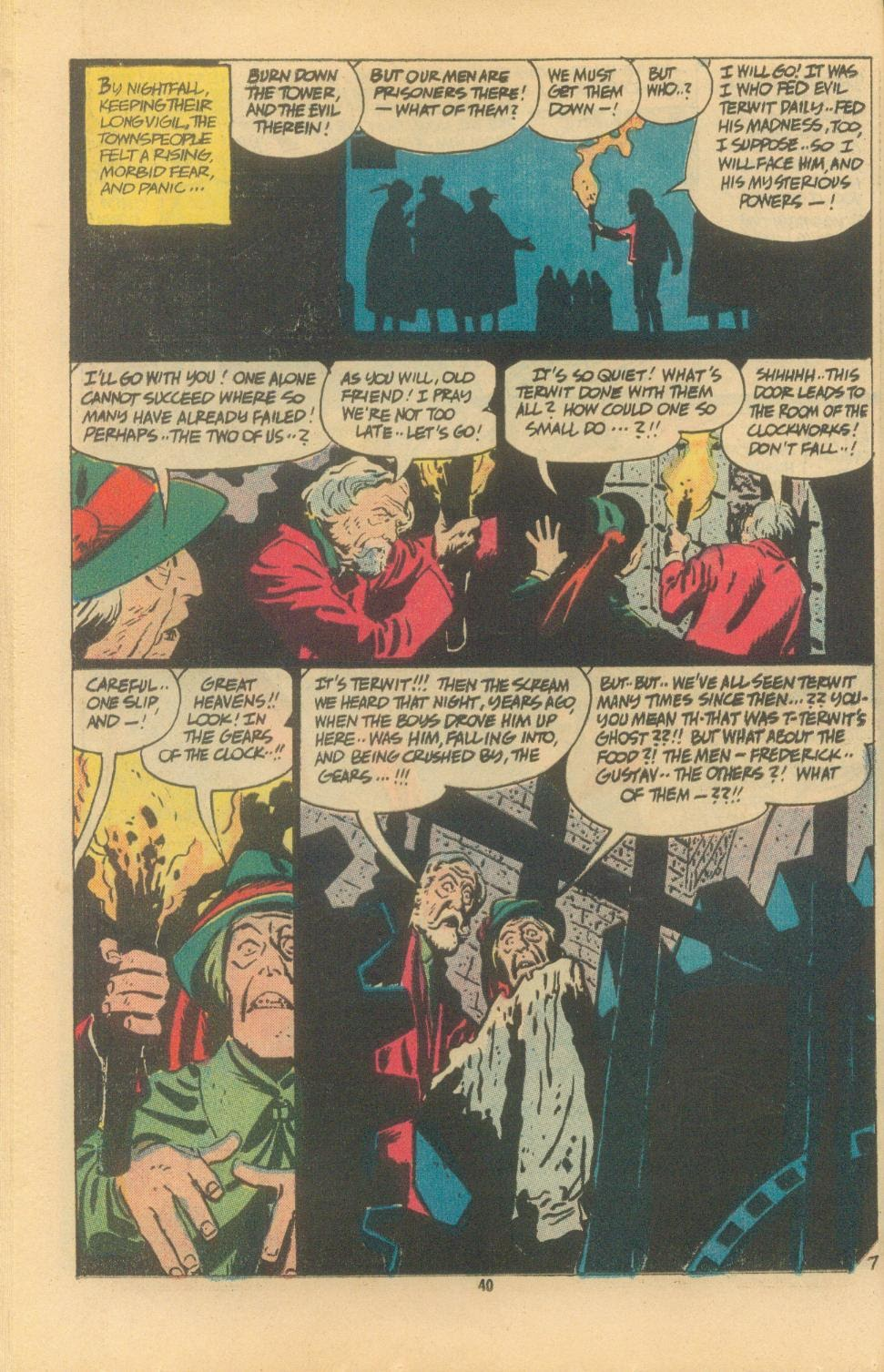 The Witching Hour (1969) issue 38 - Page 42