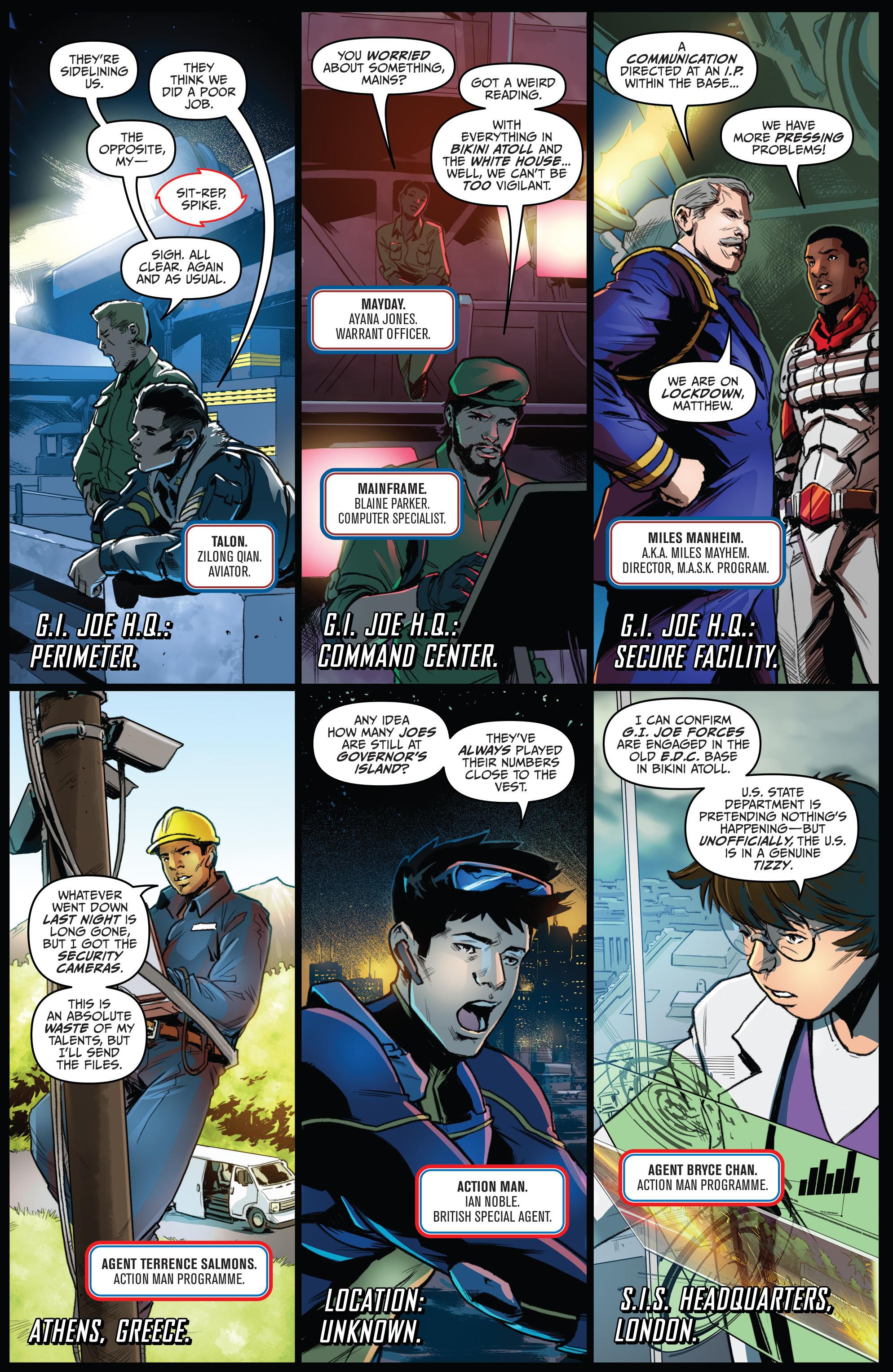 Read online Action Man: Revolution comic -  Issue #Action Man: Revolution Full - 5