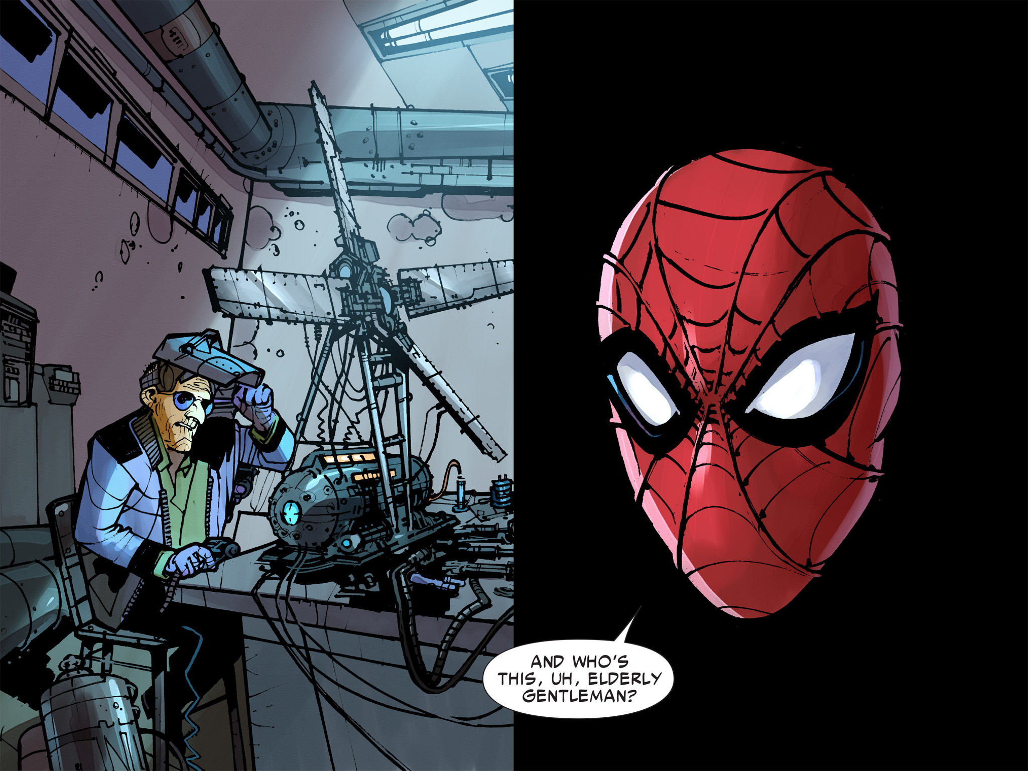 Read online Amazing Spider-Man: Who Am I? comic -  Issue # Full (Part 2) - 117
