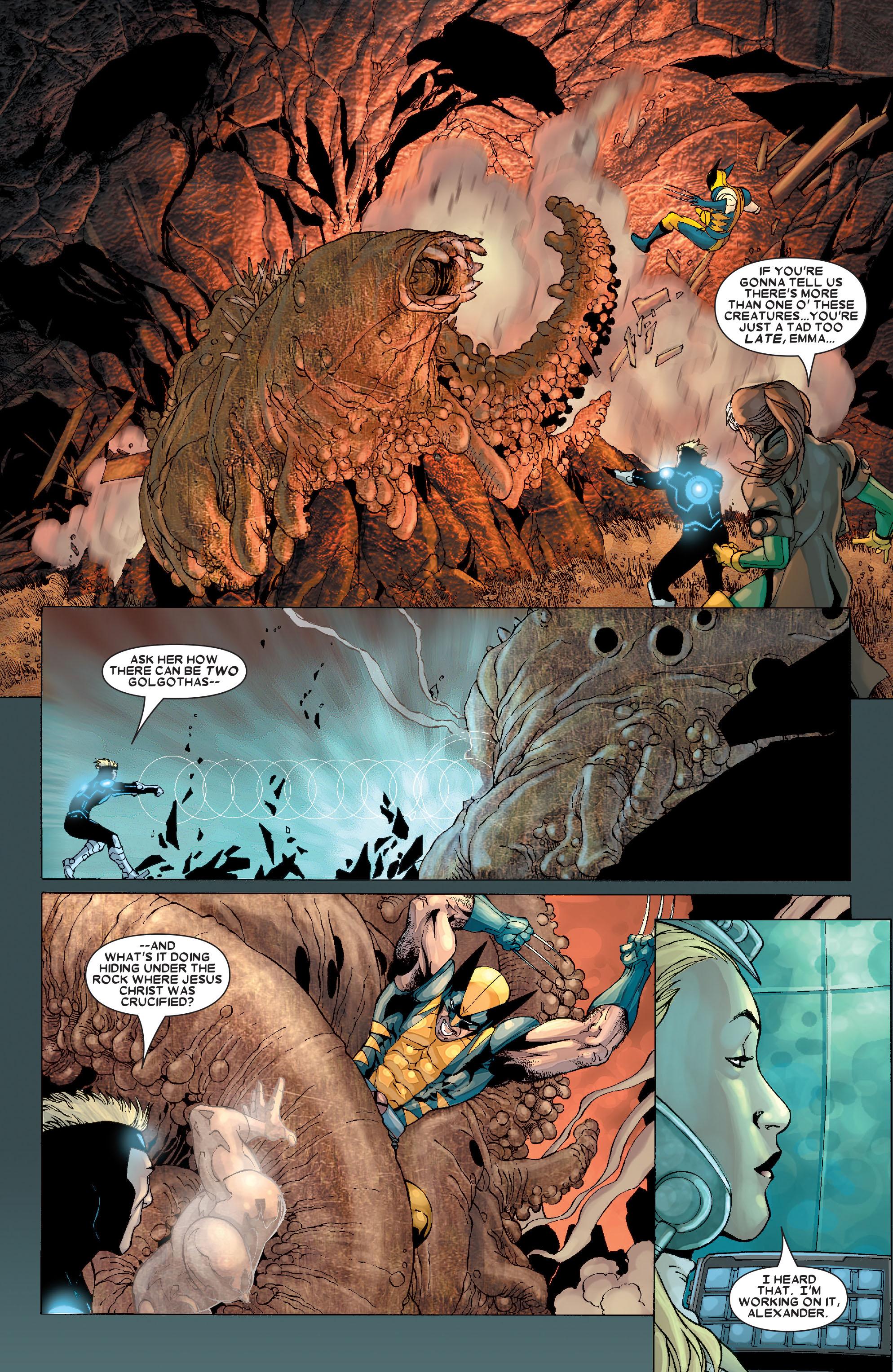 X-Men (1991) 168 Page 3