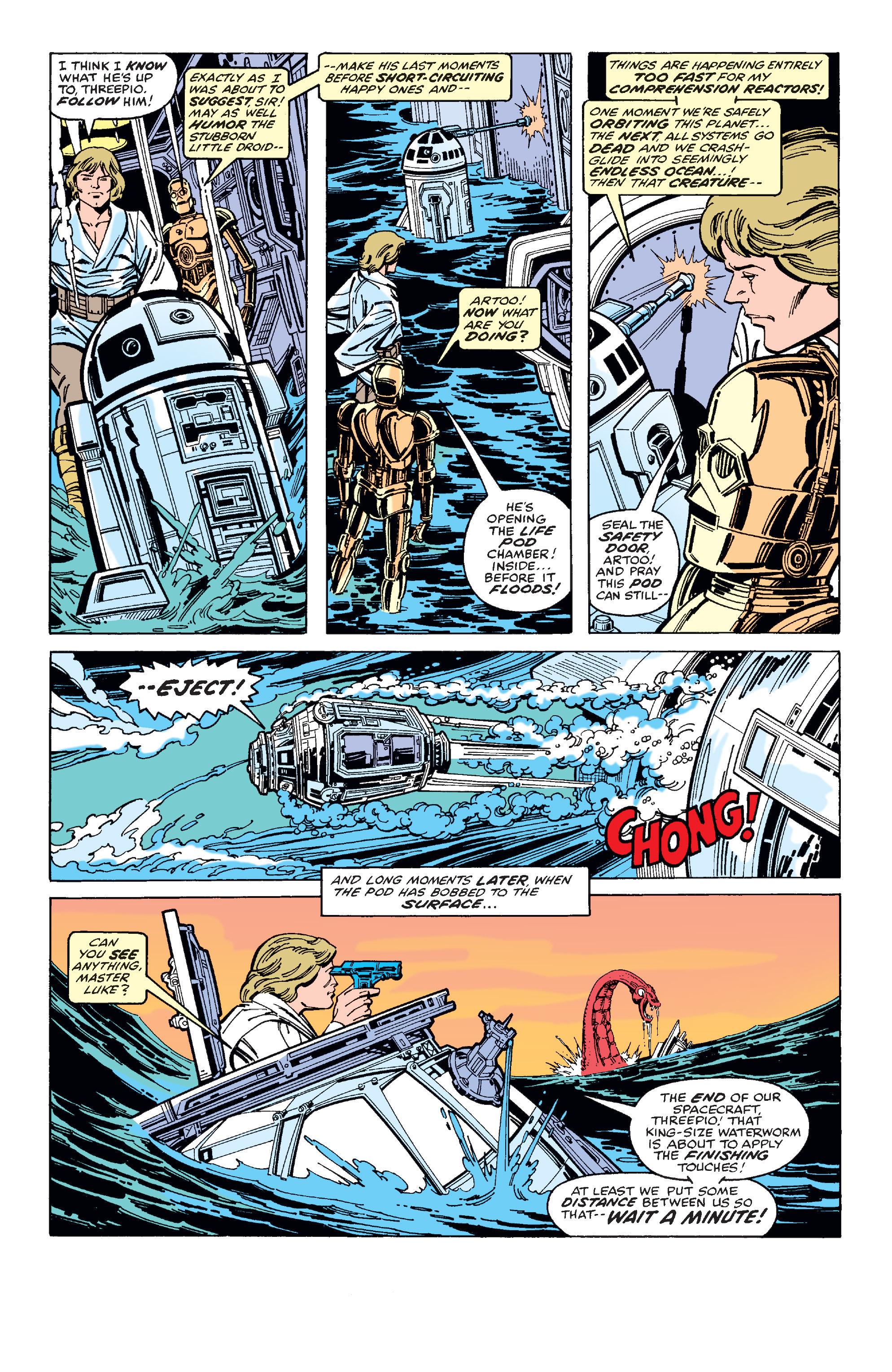 Read online Star Wars Omnibus comic -  Issue # Vol. 13 - 204