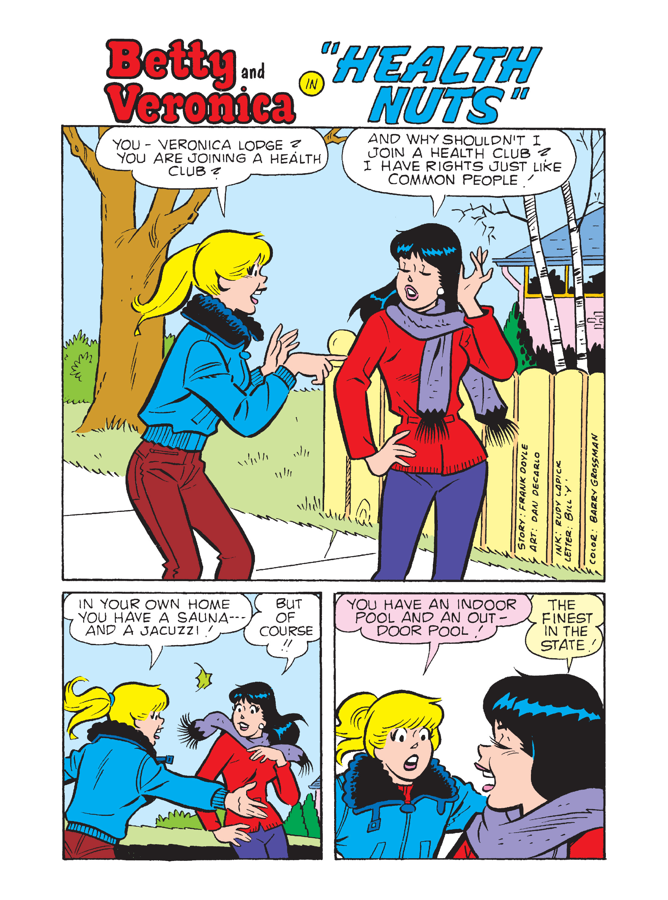 Read online Archie 75th Anniversary Digest comic -  Issue #5 - 4