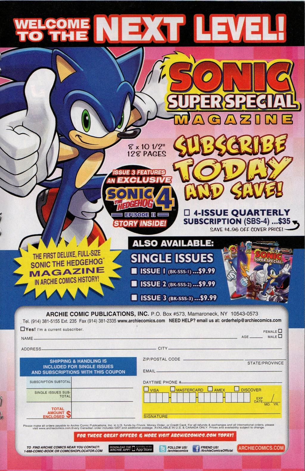 Read online Sonic Universe comic -  Issue #41 - 19