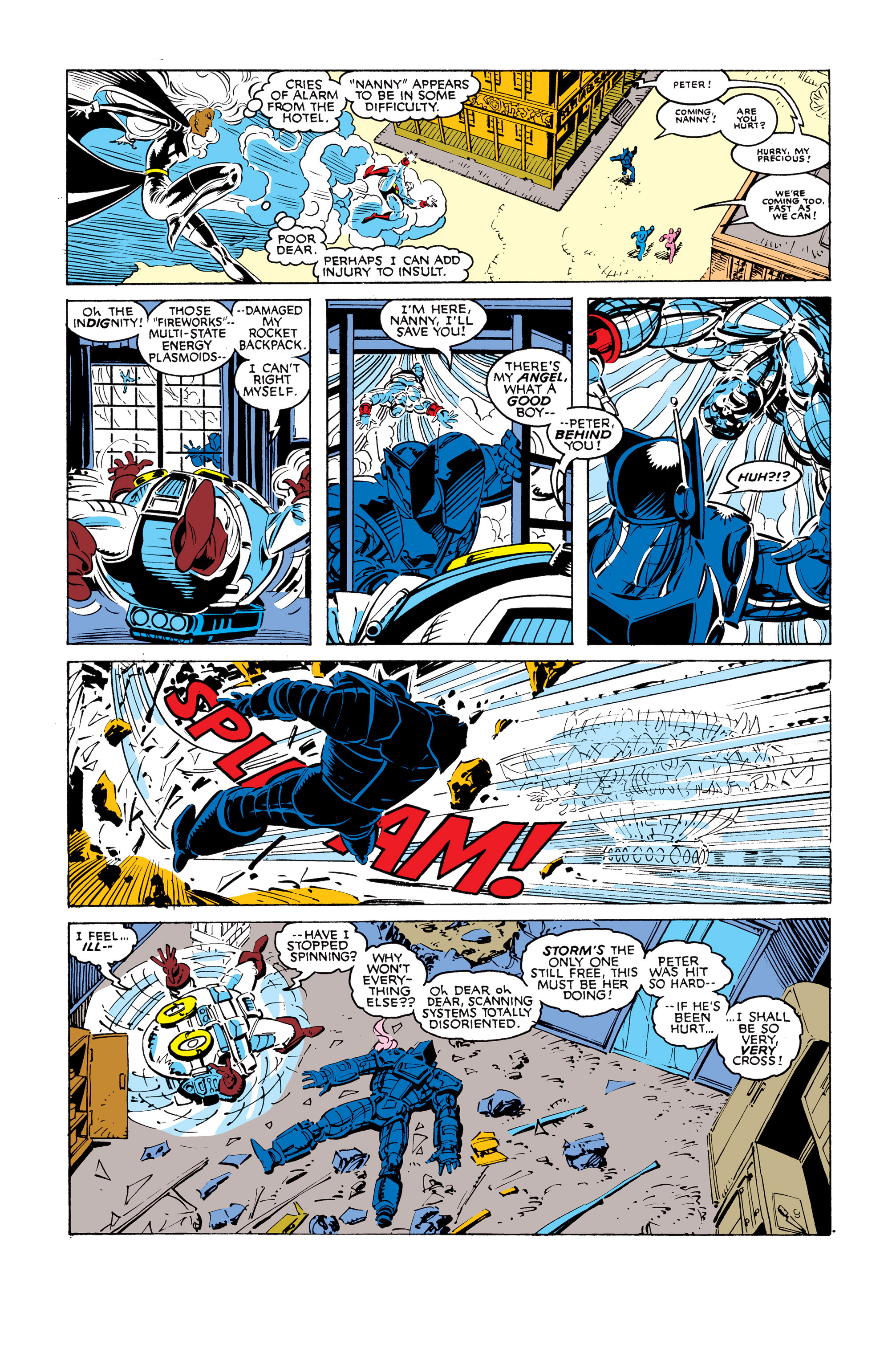 Read online Uncanny X-Men (1963) comic -  Issue #248 - 17