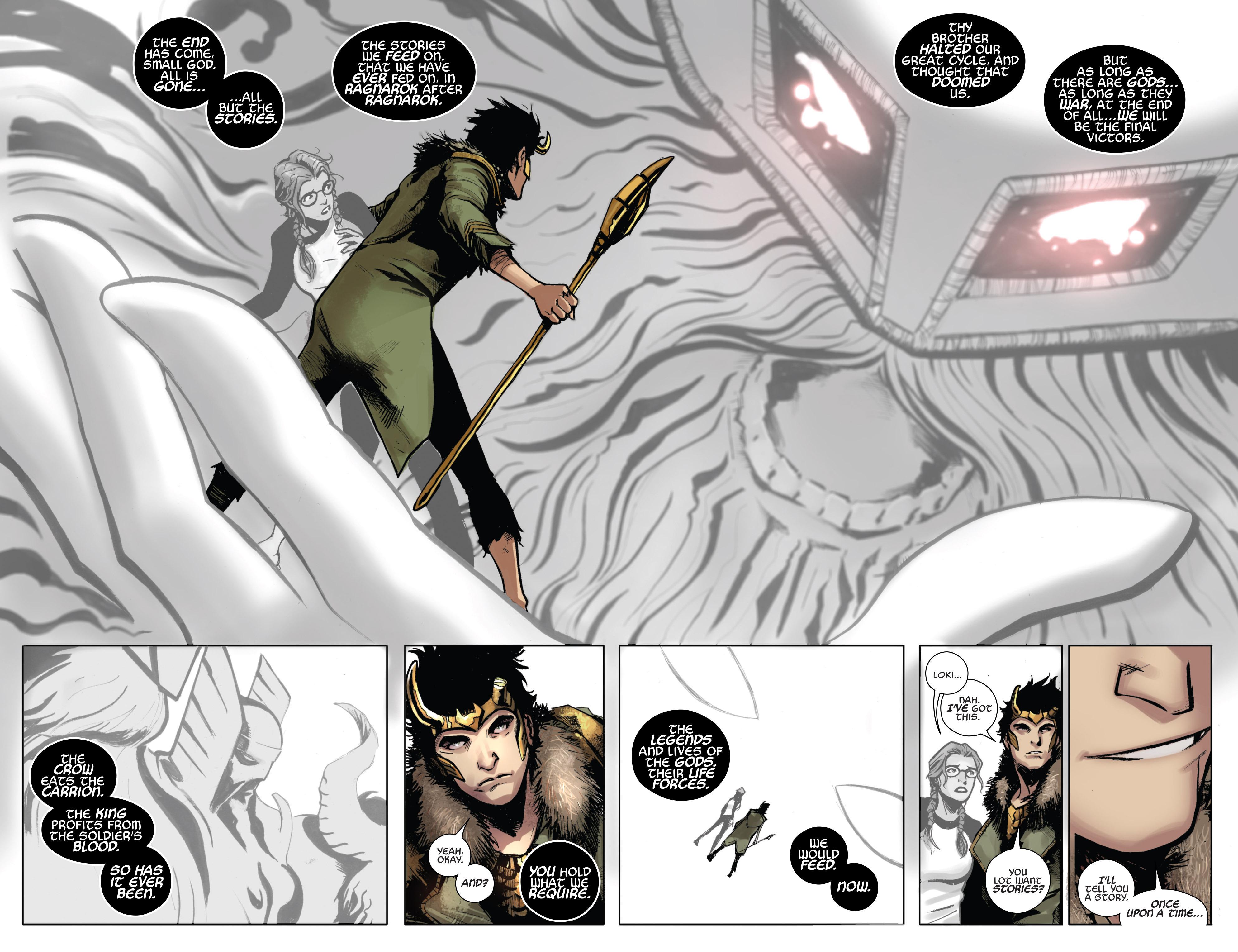 Read online Secret Wars: Last Days of the Marvel Universe comic -  Issue # TPB (Part 1) - 113