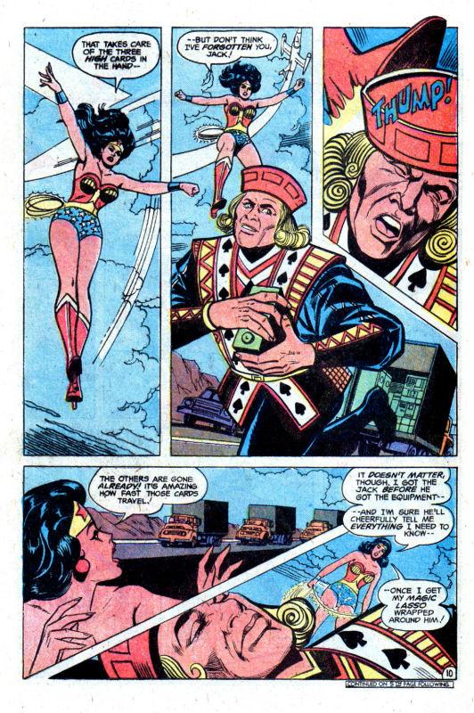 Read online Wonder Woman (1942) comic -  Issue #256 - 14