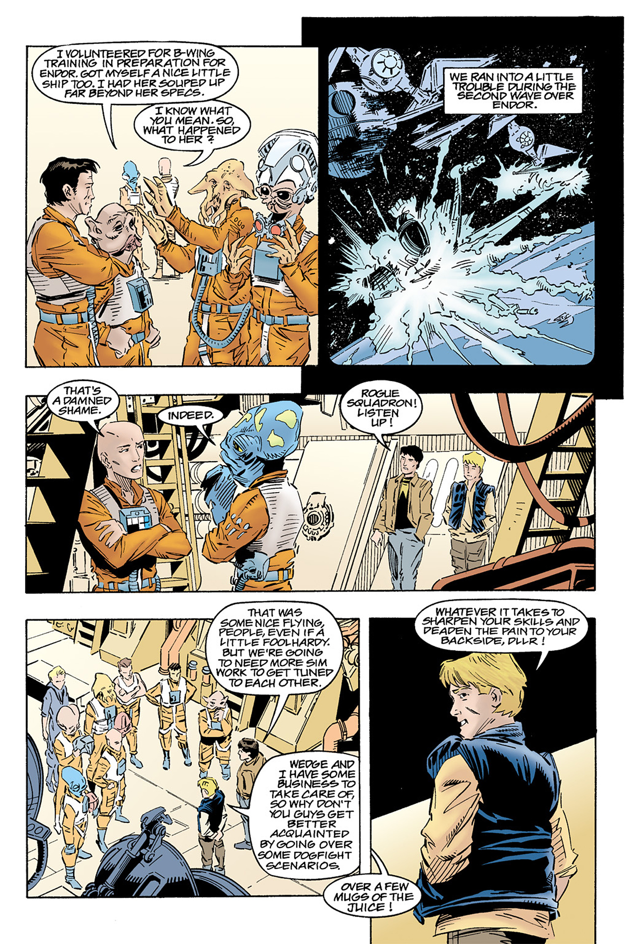 Read online Star Wars Omnibus comic -  Issue # Vol. 2 - 130