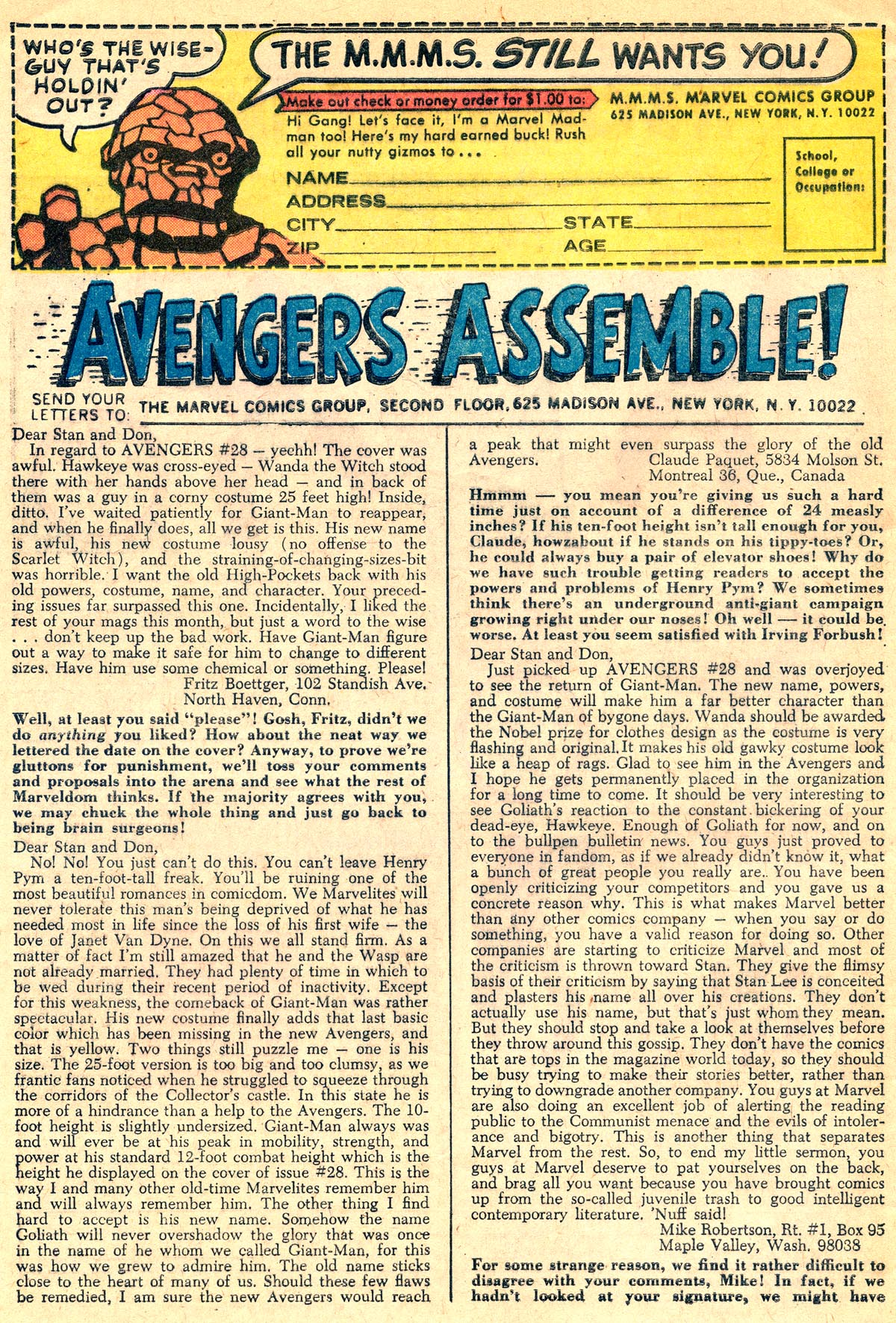 The Avengers (1963) 31 Page 31