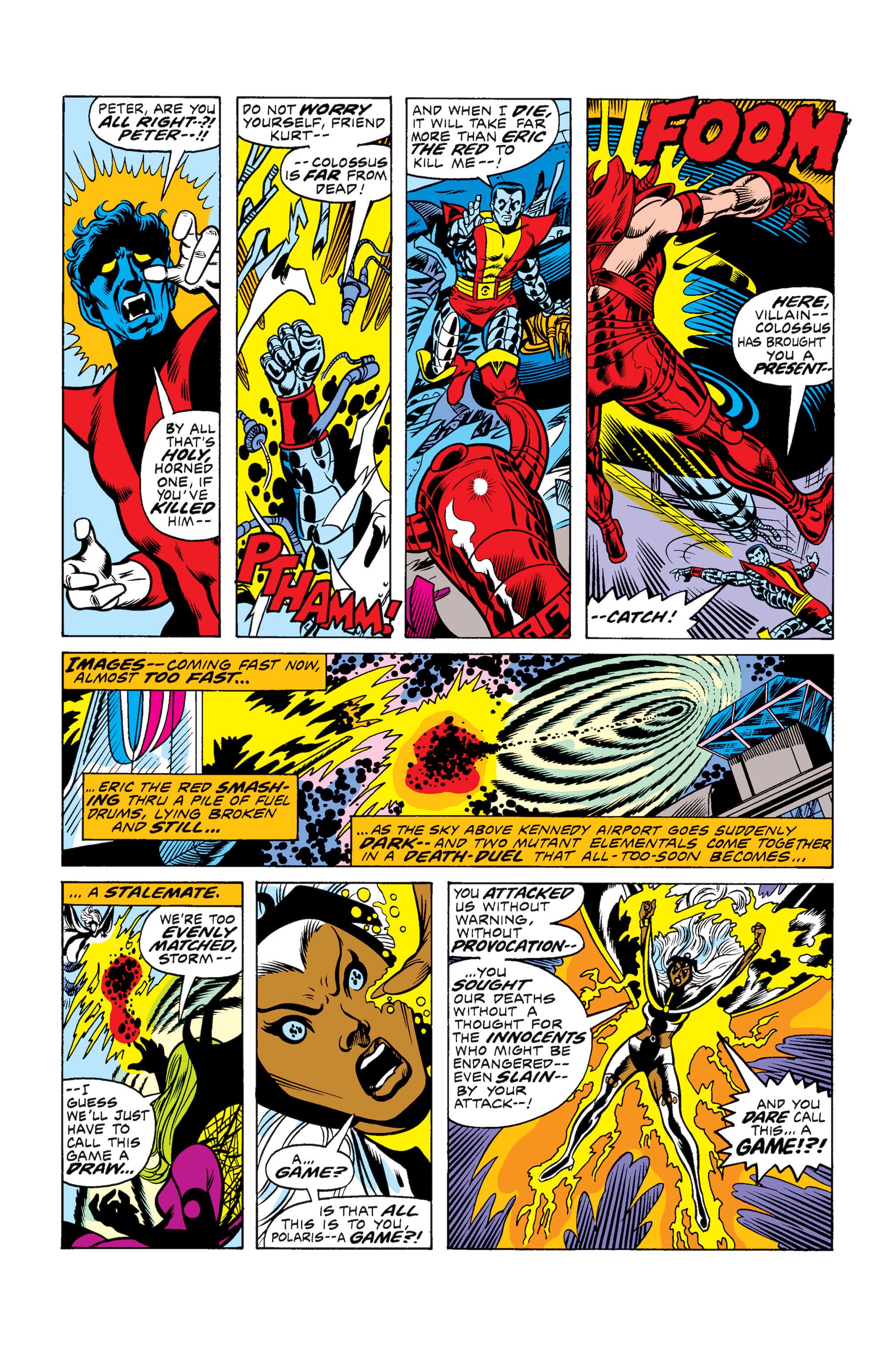 Uncanny X-Men (1963) 97 Page 14