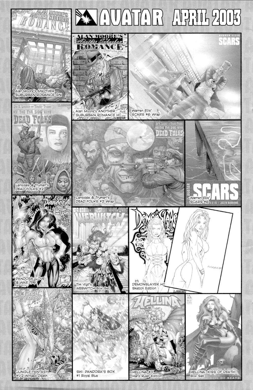 Read online Jungle Fantasy (2002) comic -  Issue #2 - 30