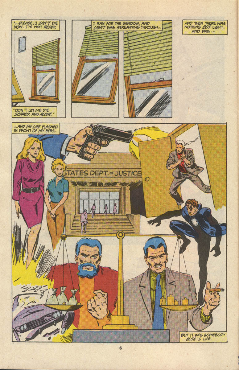 Read online Justice (1986) comic -  Issue #17 - 7