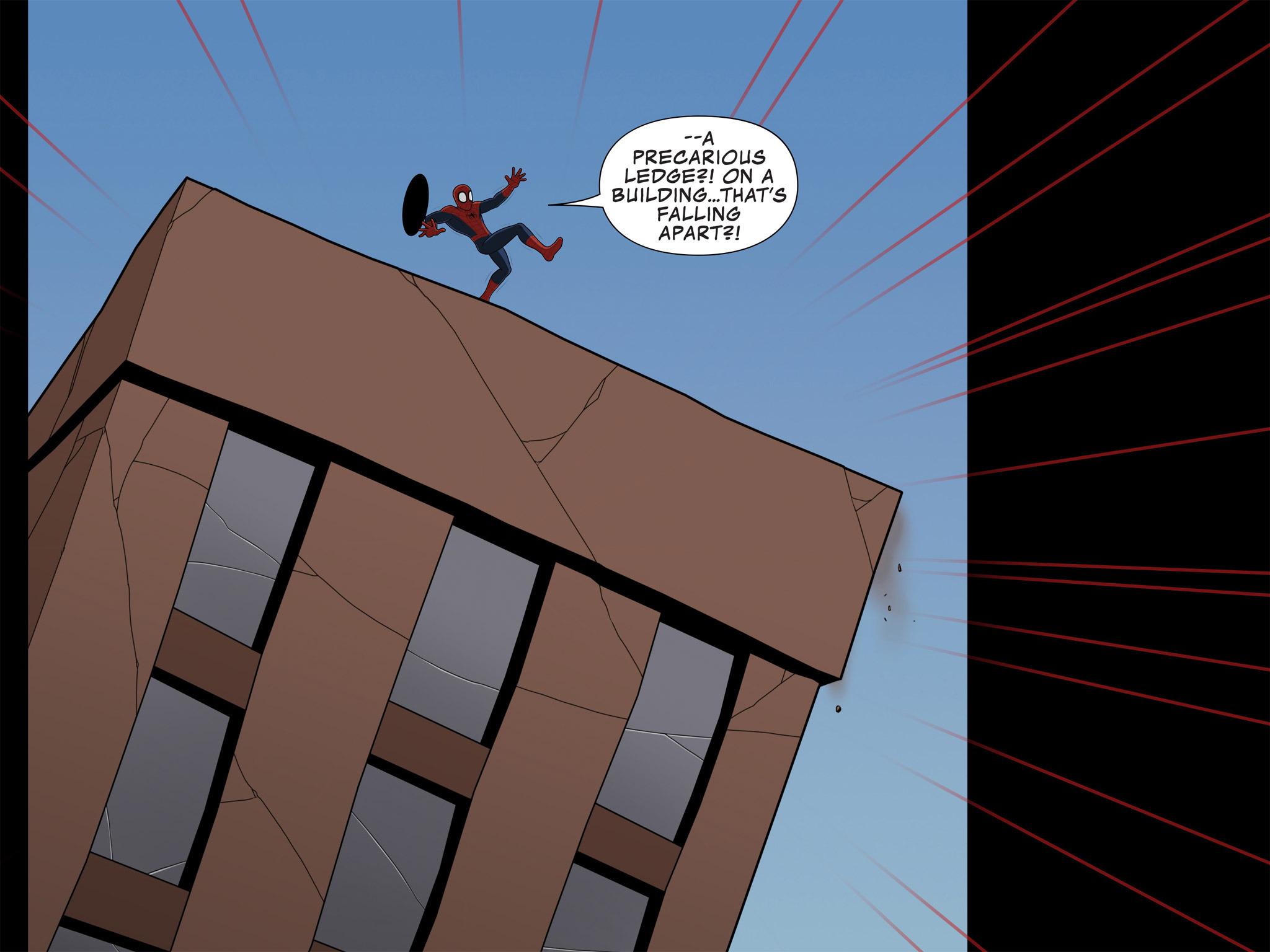 Read online Ultimate Spider-Man (Infinite Comics) (2015) comic -  Issue #10 - 9