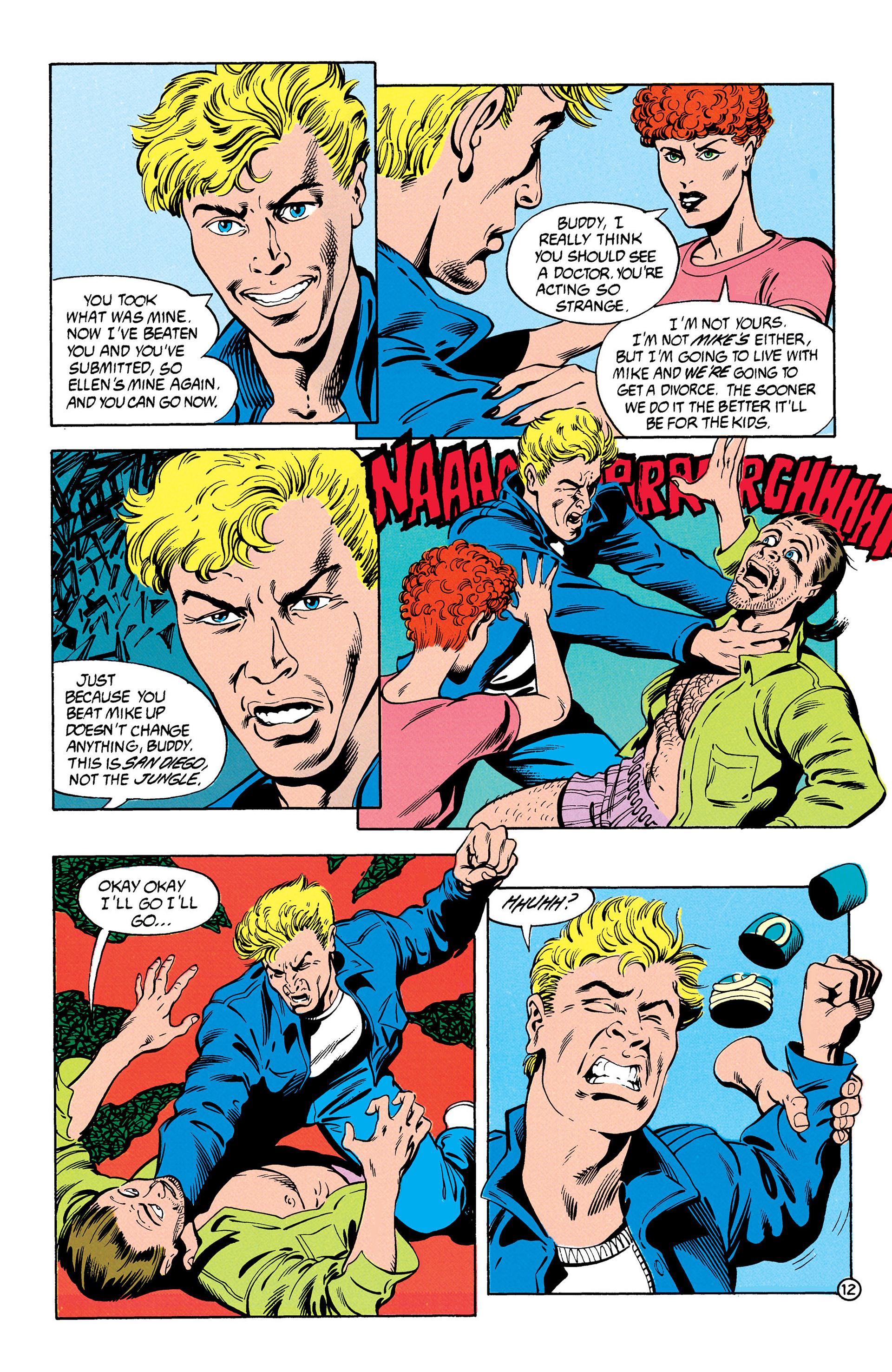 Read online Animal Man (1988) comic -  Issue #28 - 13