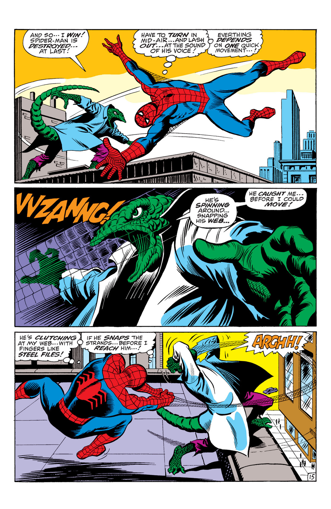 The Amazing Spider-Man (1963) 76 Page 15