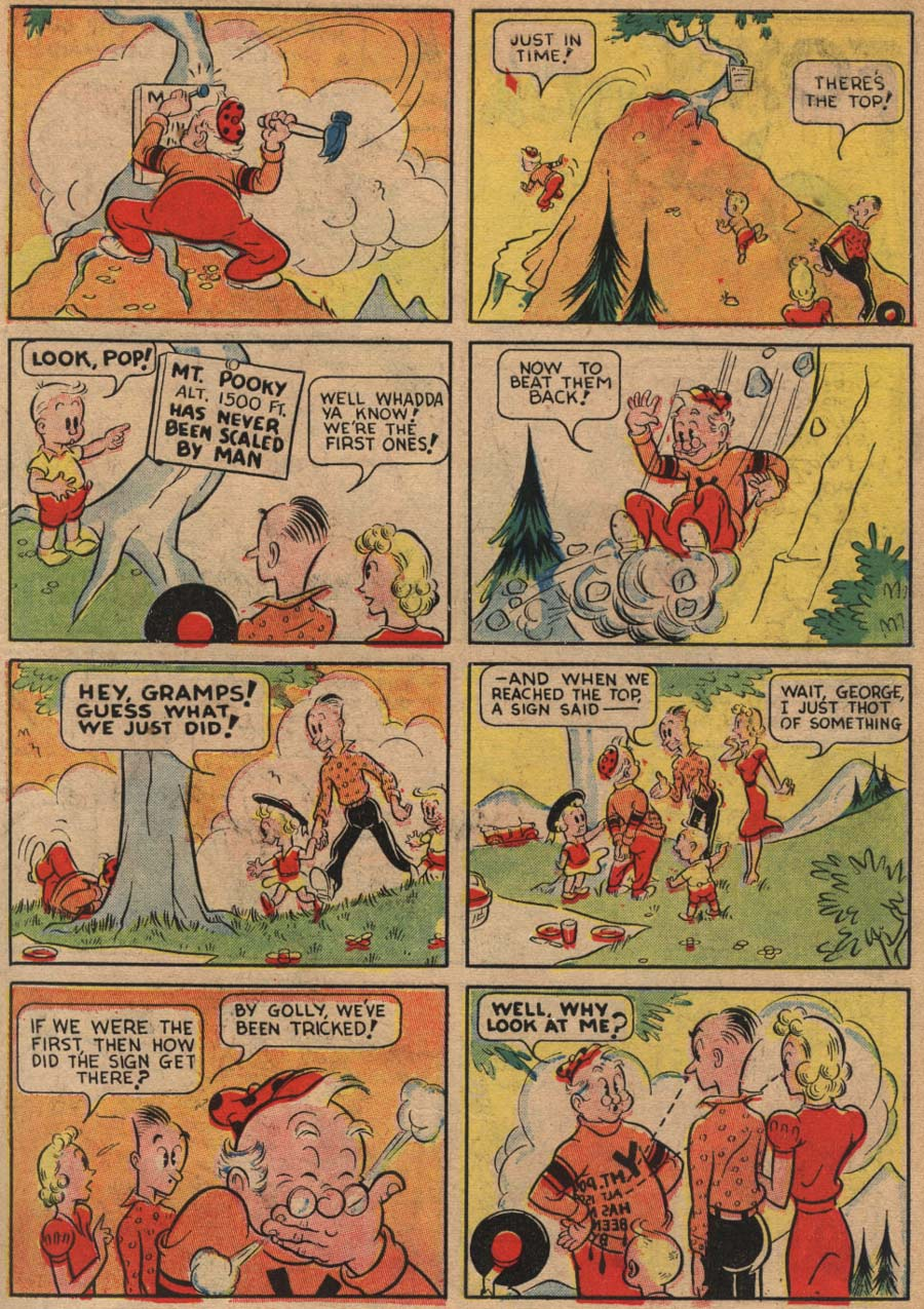 Blue Ribbon Comics (1939) issue 1 - Page 27