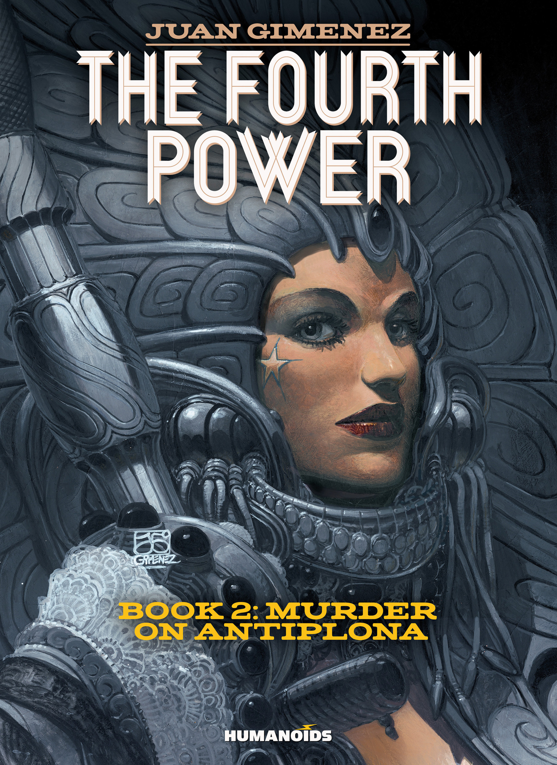 Read online The Fourth Power comic -  Issue #2 - 1