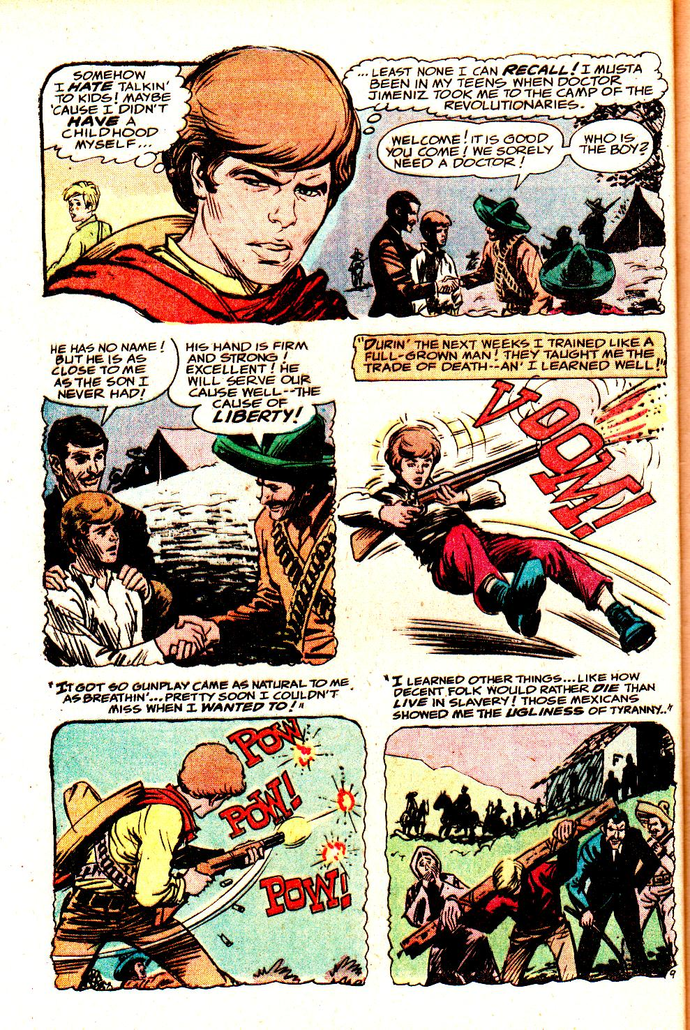 Read online All-Star Western (1970) comic -  Issue #11 - 46