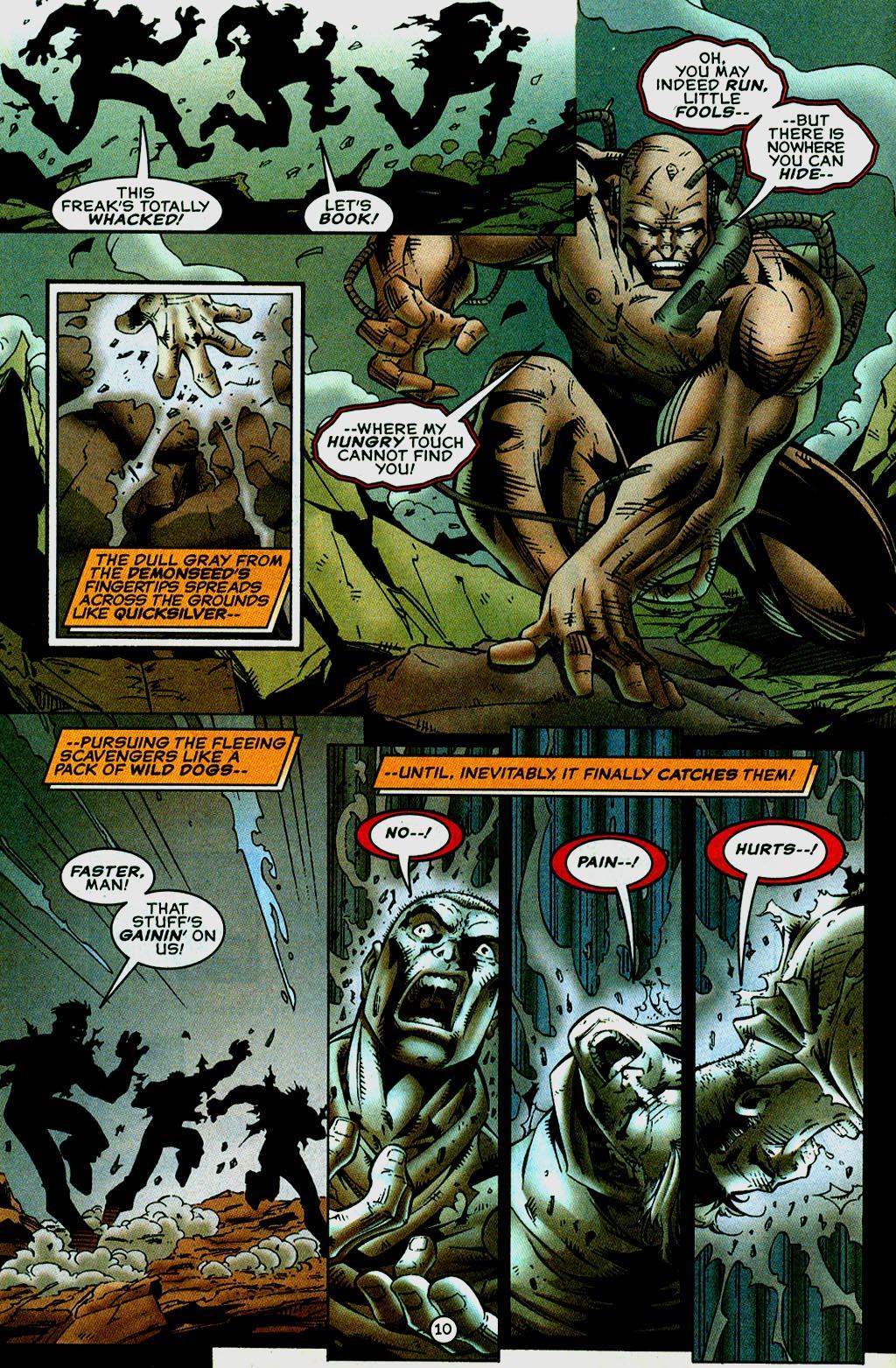 Read online UltraForce (1995) comic -  Issue #14 - 10