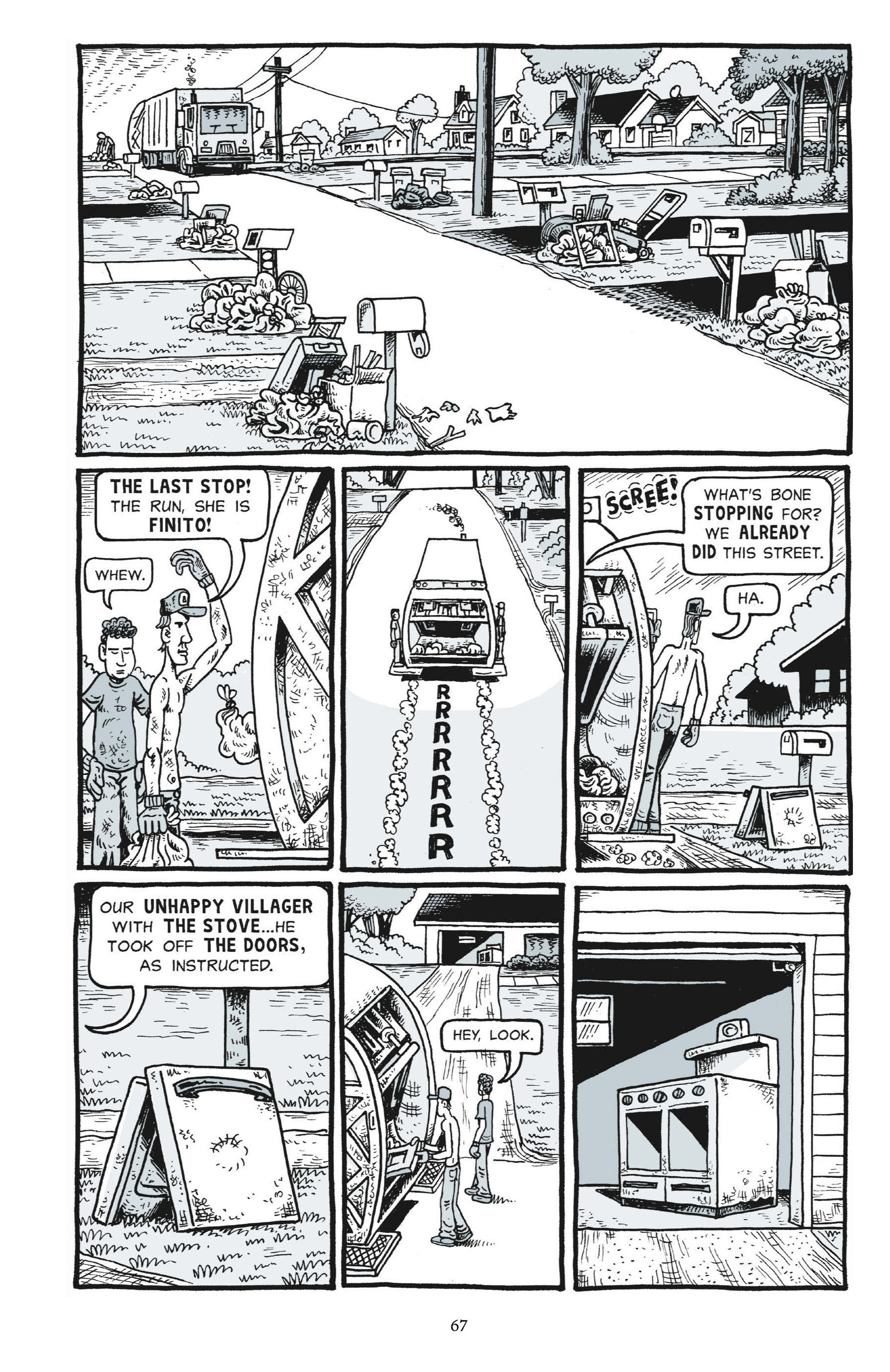 Read online Trashed comic -  Issue # Full - 68