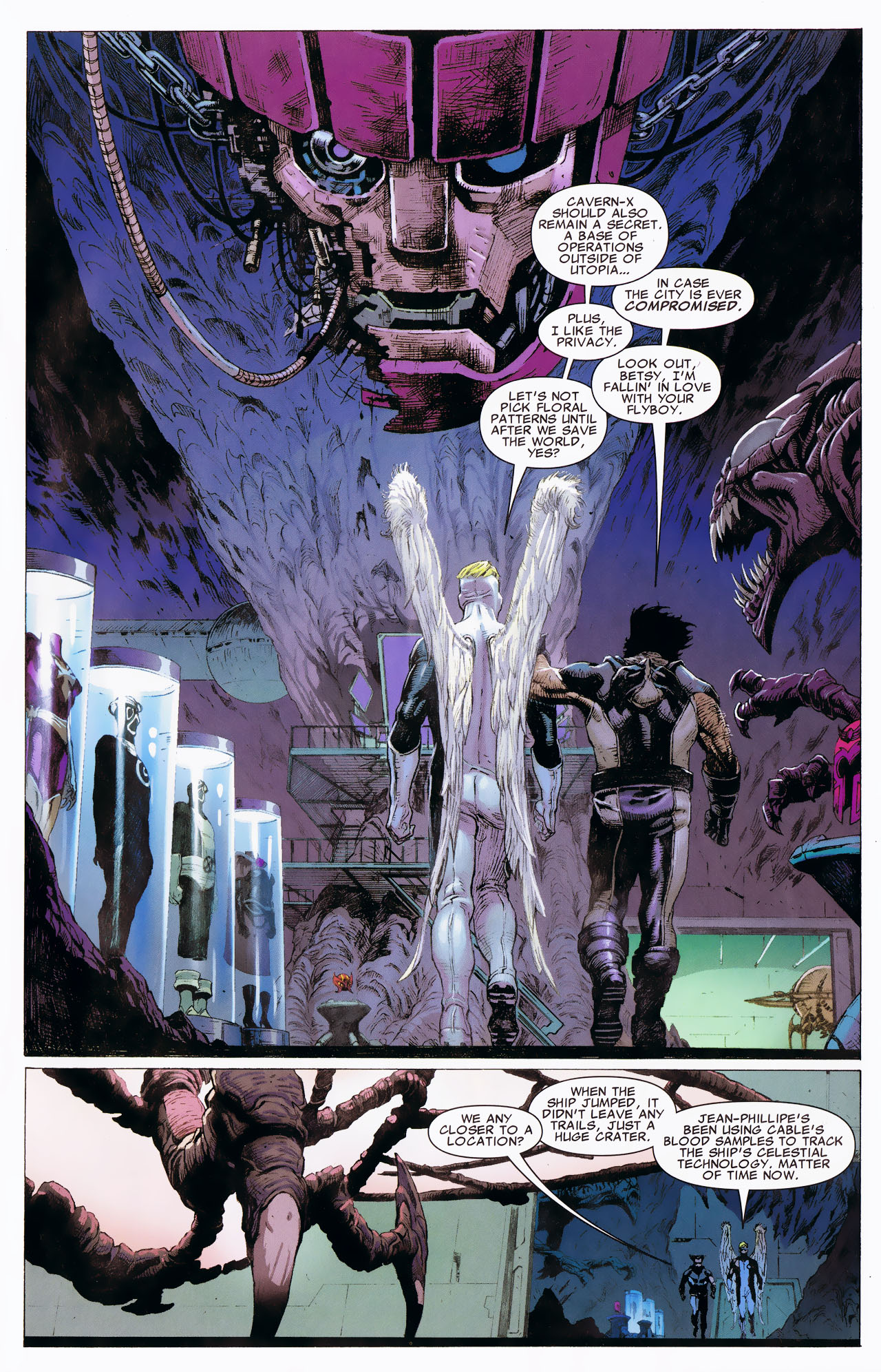 Read online Uncanny X-Force: The Apocalypse Solution comic -  Issue # Full - 37