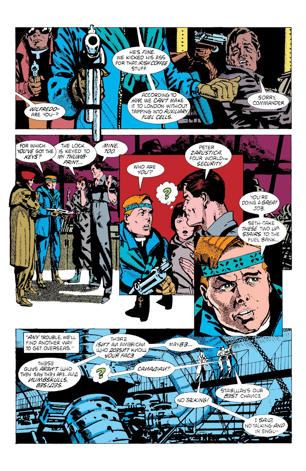 American Flagg! issue Definitive Collection (Part 2) - Page 33