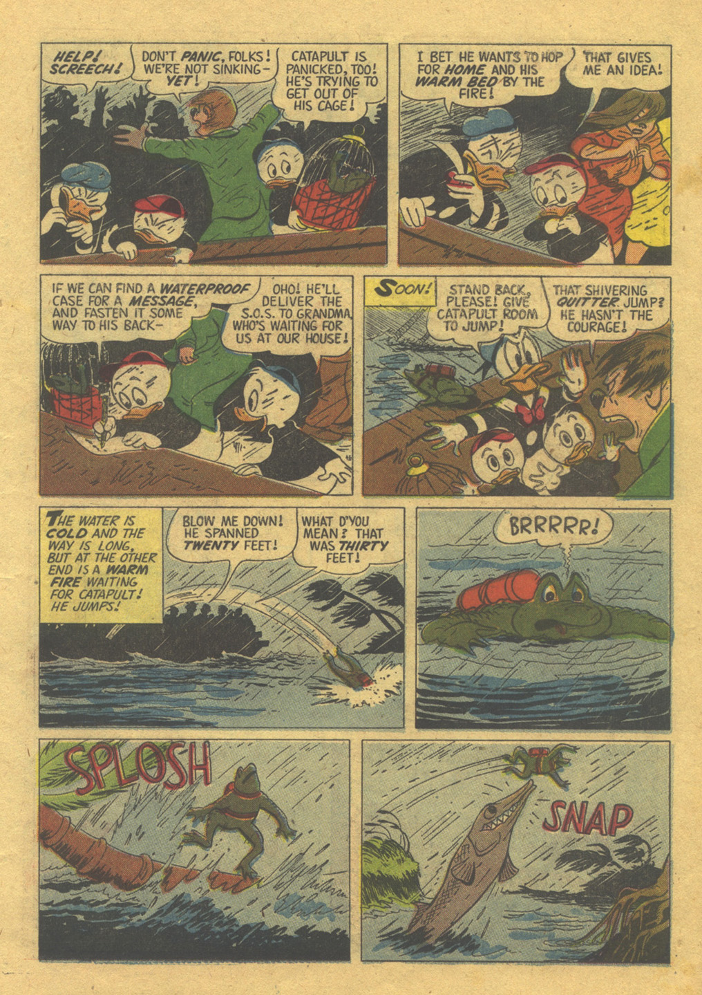 Walt Disney's Comics and Stories issue 216 - Page 11