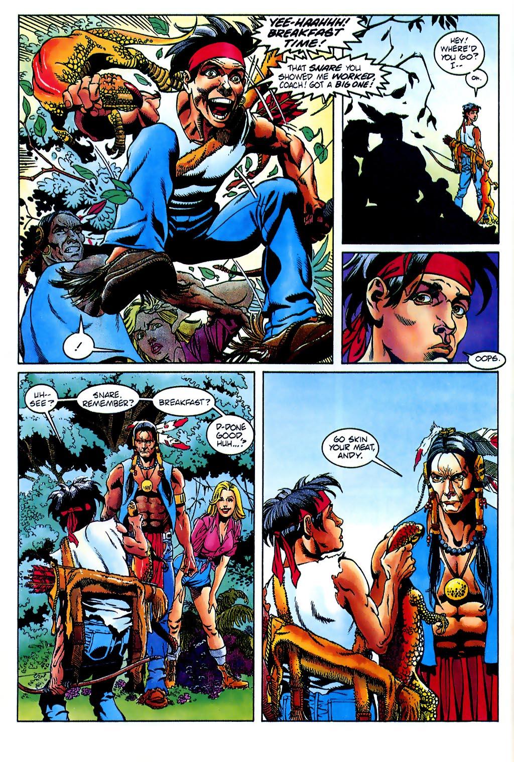 Read online Turok, Dinosaur Hunter (1993) comic -  Issue #37 - 5