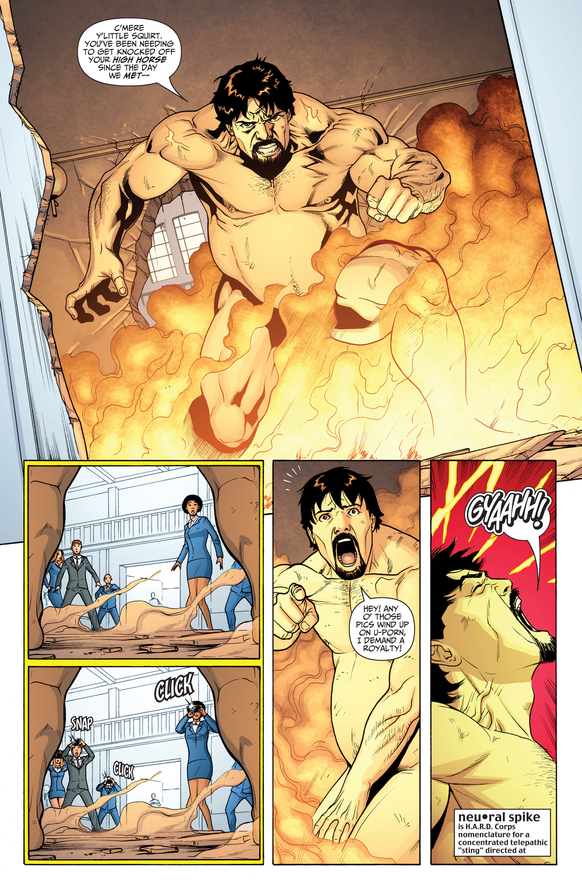 Read online Archer and Armstrong comic -  Issue #Archer and Armstrong _TPB 6 - 67