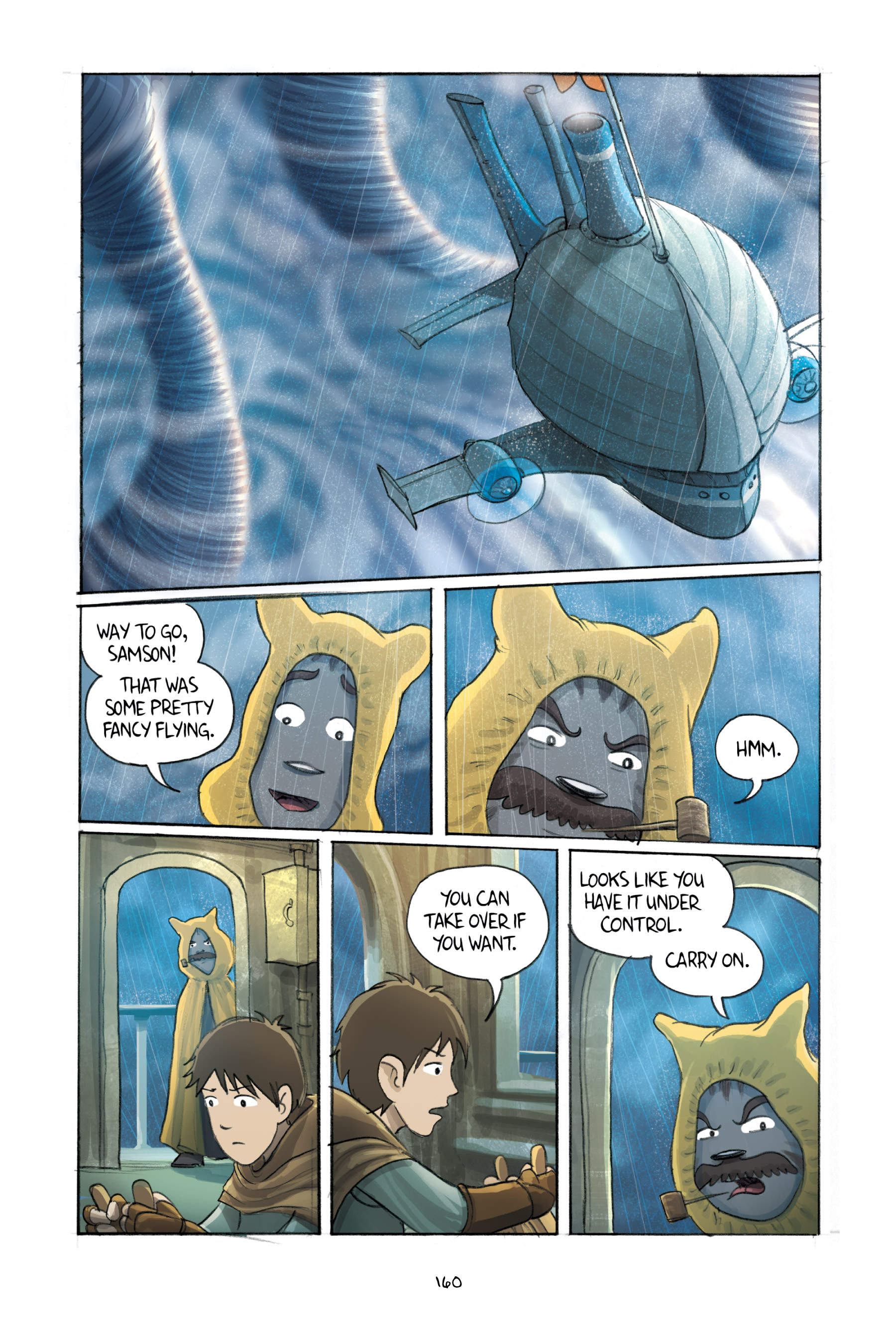 Read online Amulet comic -  Issue #3 - 156