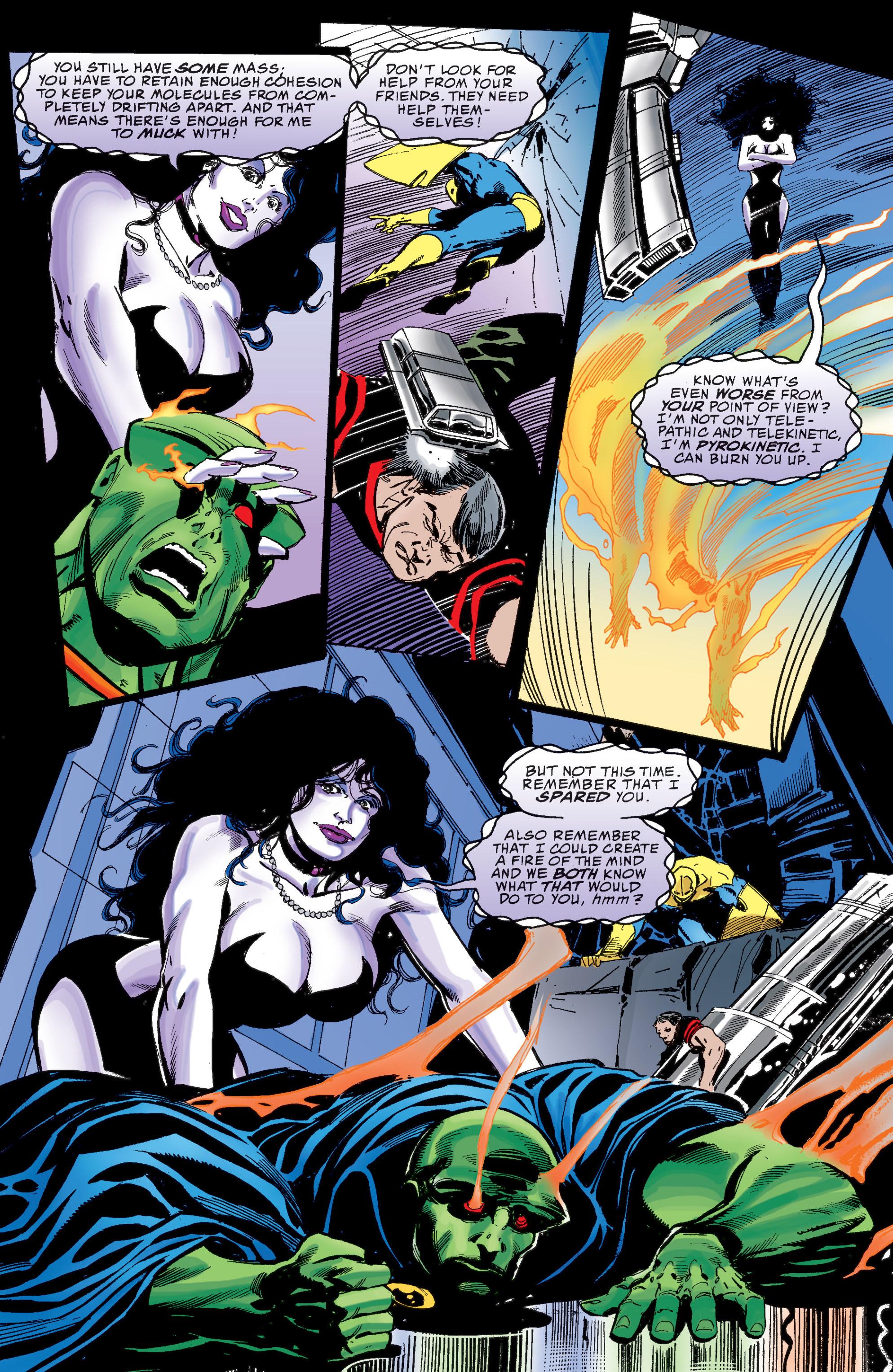 Read online Martian Manhunter: Son of Mars comic -  Issue # TPB - 91