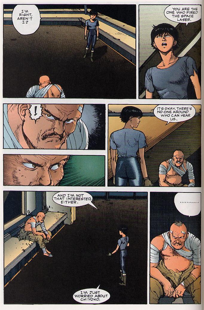 Read online Akira comic -  Issue #24 - 40