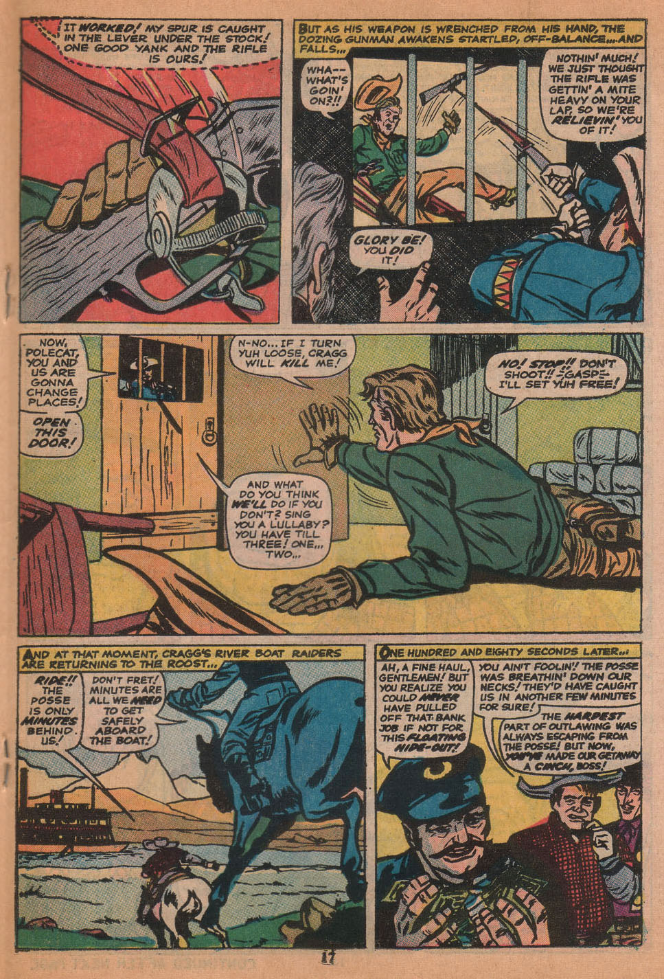 The Rawhide Kid (1955) issue 116 - Page 19