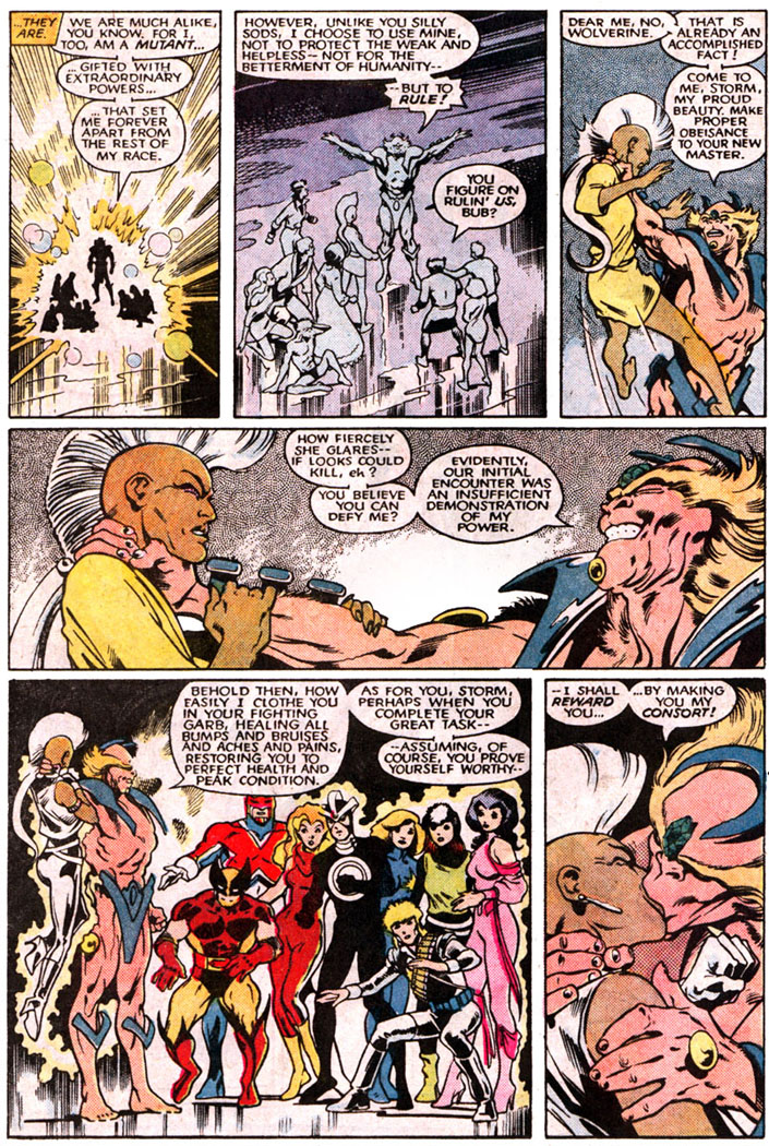 Uncanny X-Men (1963) issue _Annual_11 - Page 10